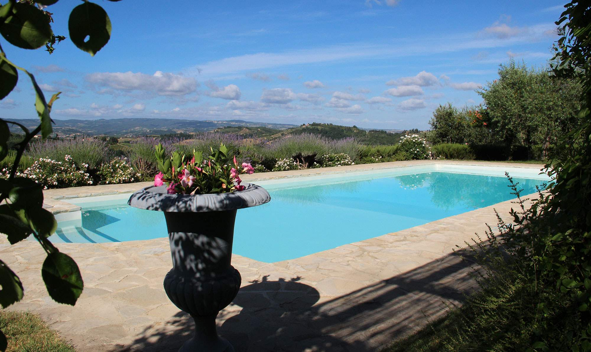 Villa Capanna, 3 bedroom villa in Chianti & Countryside, Tuscany Photo #10