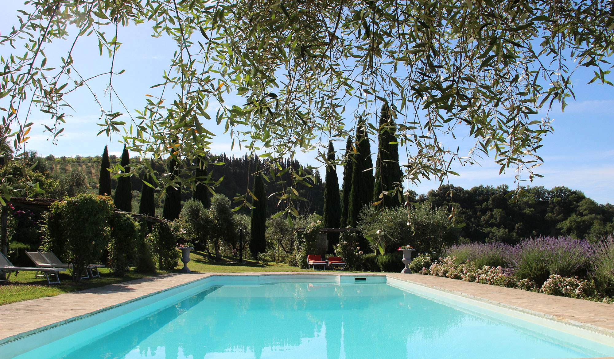 Villa Capanna, 3 bedroom villa in Chianti & Countryside, Tuscany Photo #11