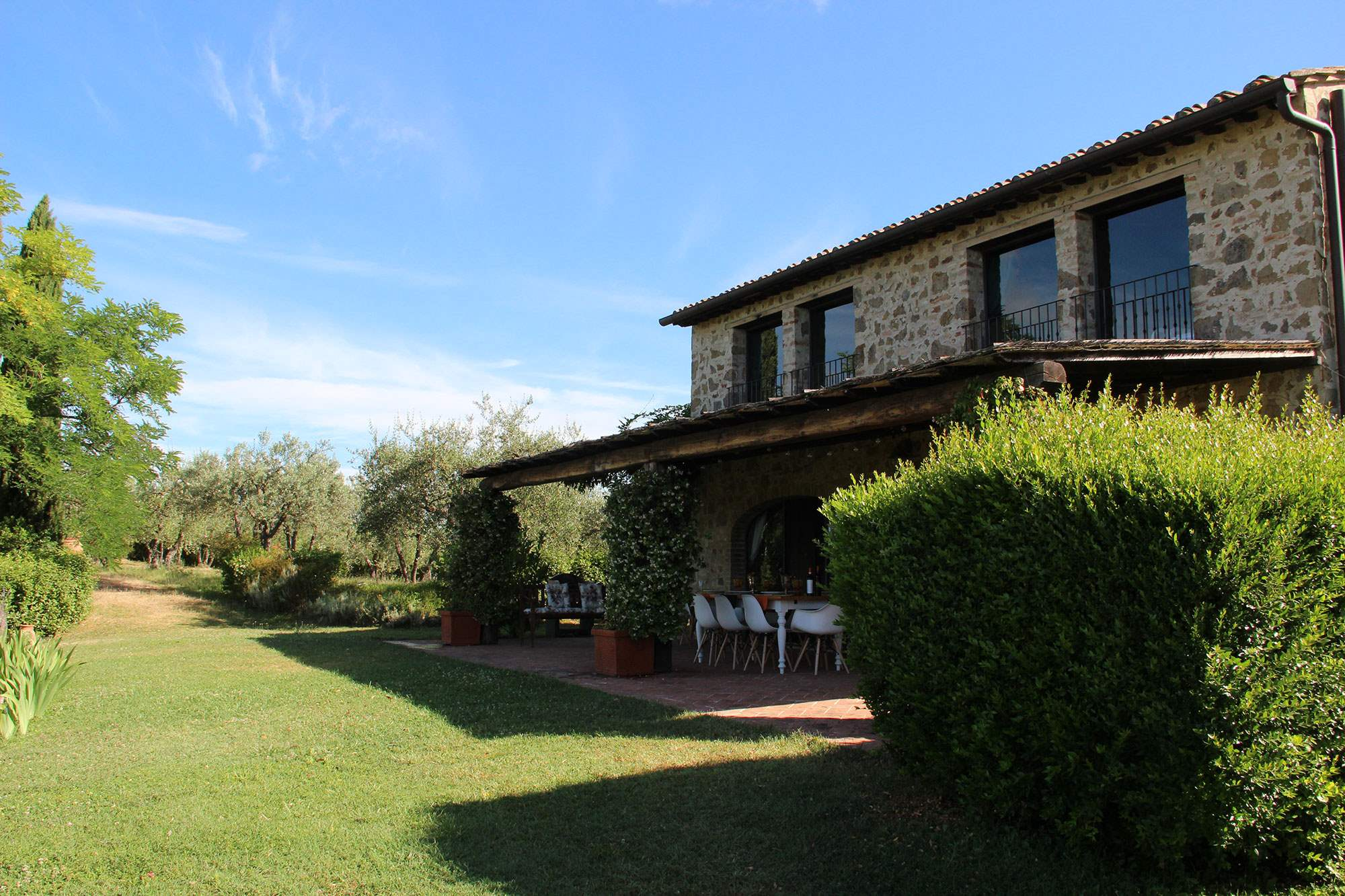 Villa Capanna, 3 bedroom villa in Chianti & Countryside, Tuscany Photo #15