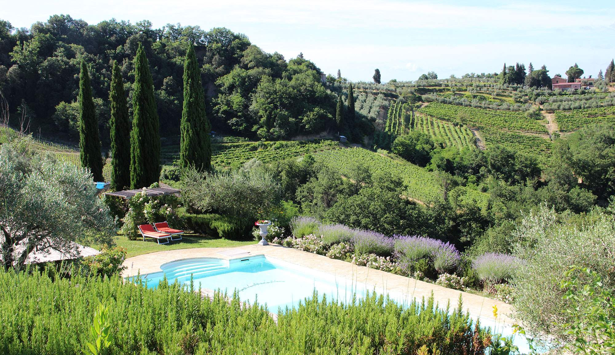 Villa Capanna, 3 bedroom villa in Chianti & Countryside, Tuscany Photo #16