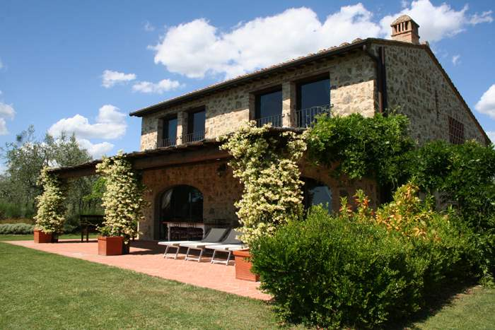 Villa Capanna, 3 bedroom villa in Chianti & Countryside, Tuscany Photo #2