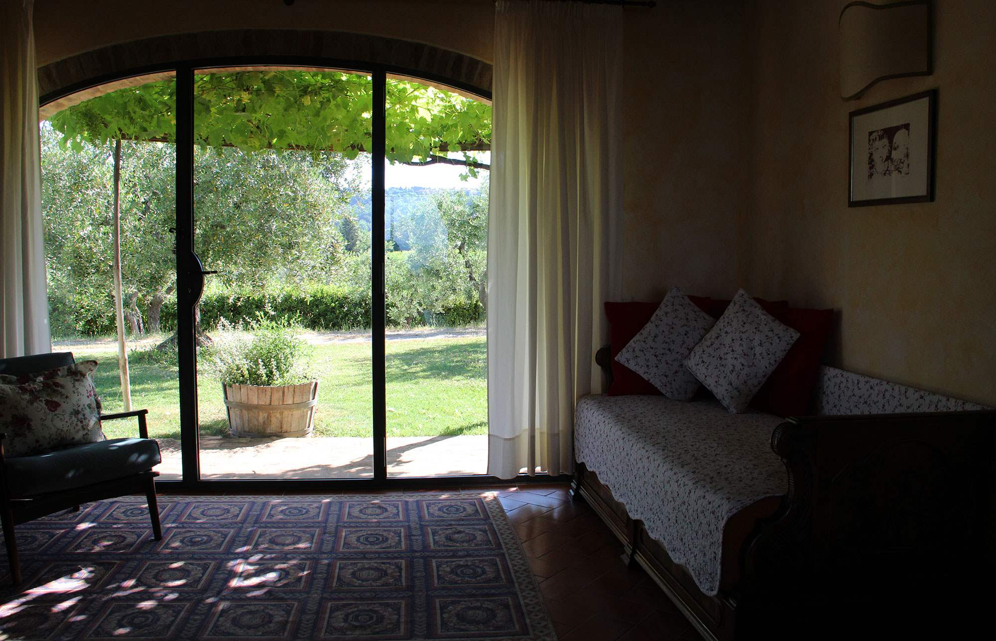 Villa Capanna, 3 bedroom villa in Chianti & Countryside, Tuscany Photo #7