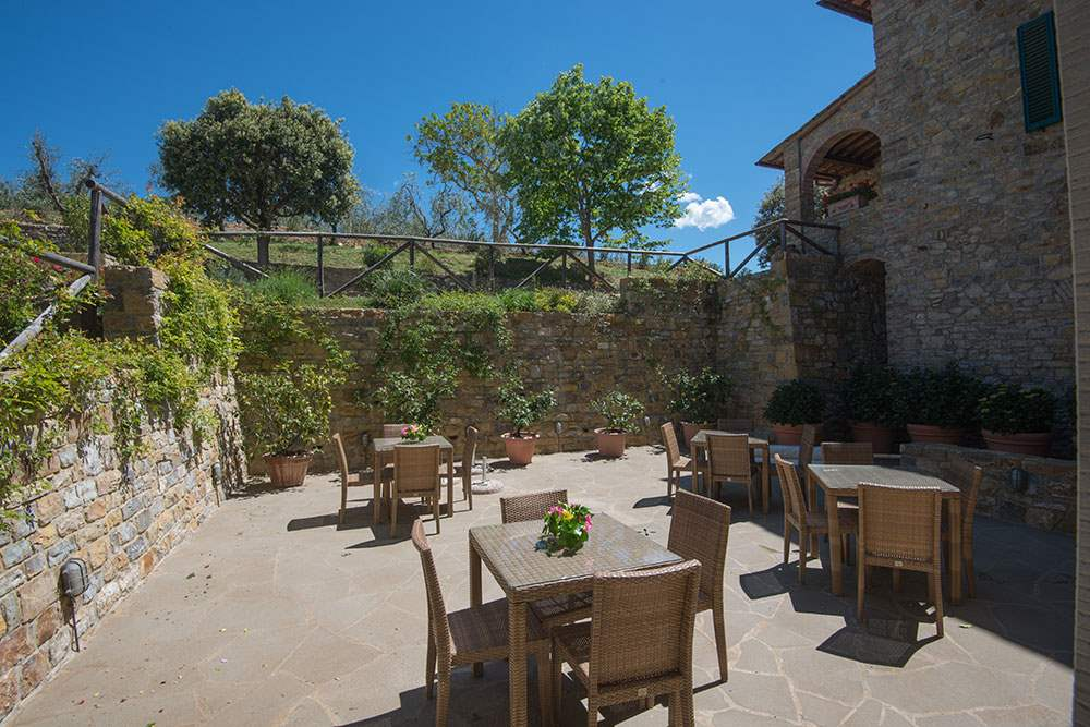 Villa La Valetta, 1 Bed Apt Uva, 1 bedroom villa in Chianti & Countryside, Tuscany Photo #4