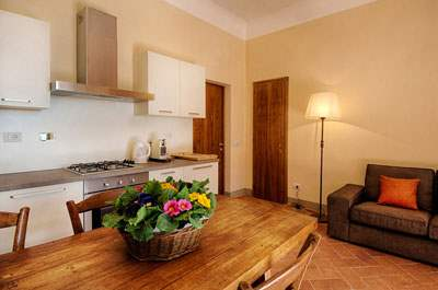 Villa La Valetta, 1 Bed Apt Uva, 1 bedroom villa in Chianti & Countryside, Tuscany Photo #8