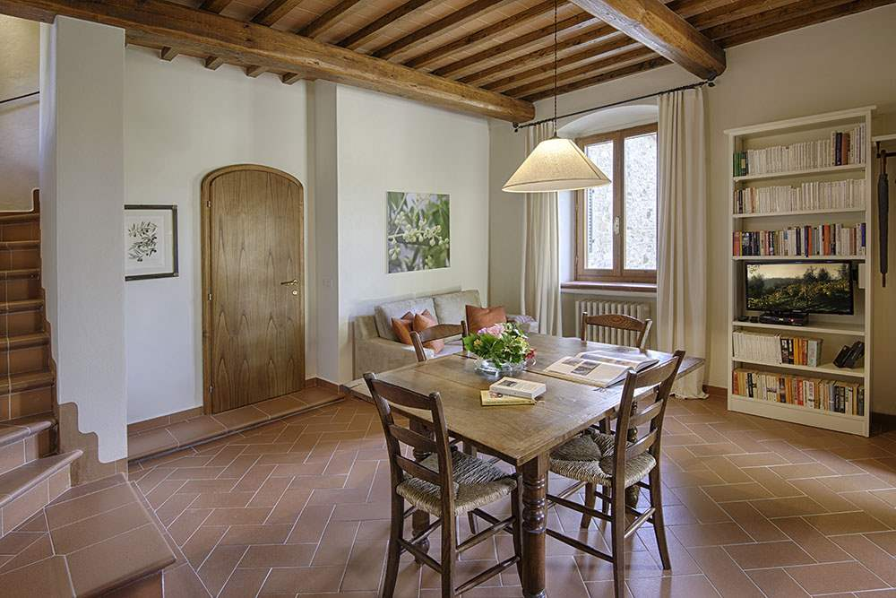 Villa La Valetta, 1 Bed Apt Ulivo, 1 bedroom villa in Chianti & Countryside, Tuscany Photo #7