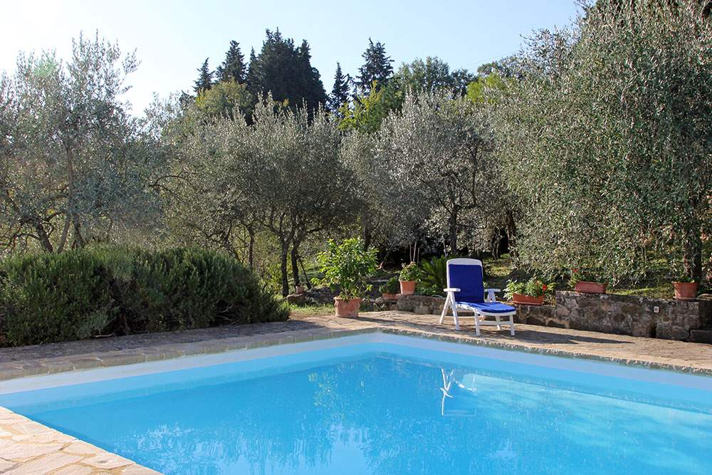 Villa Stefano, 2 bedroom villa in Chianti & Countryside, Tuscany Photo #10