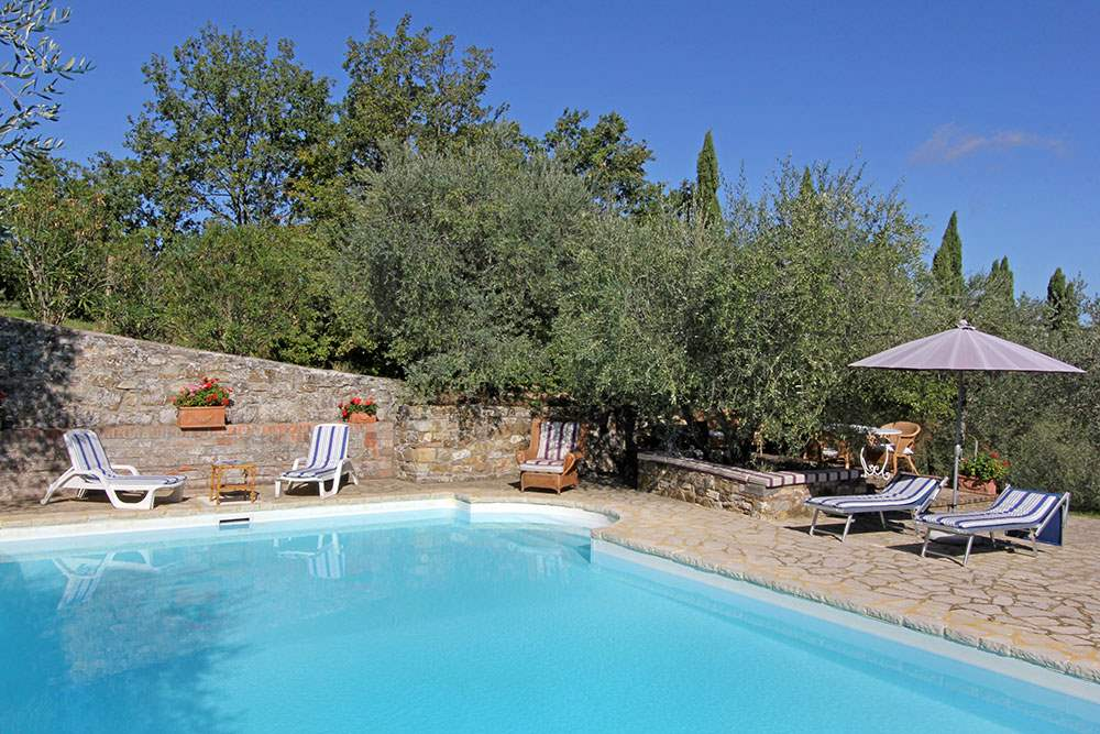 Villa Stefano, 2 bedroom villa in Chianti & Countryside, Tuscany Photo #11