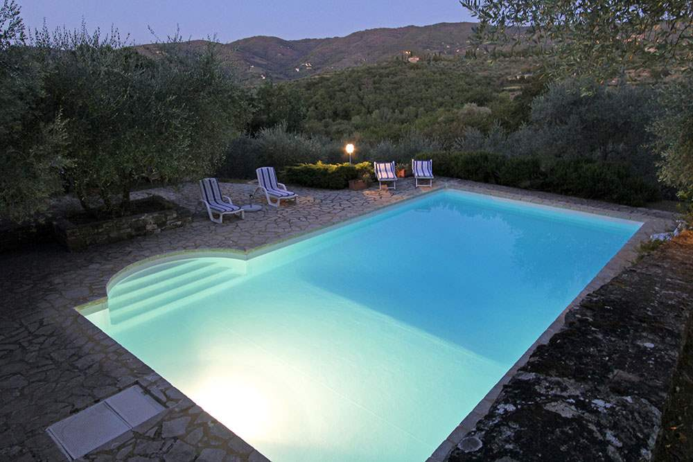 Villa Stefano, 2 bedroom villa in Chianti & Countryside, Tuscany Photo #4