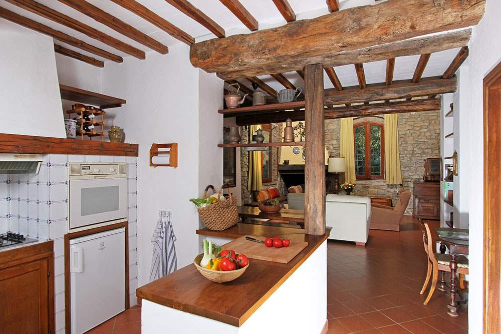 Villa Stefano, 2 bedroom villa in Chianti & Countryside, Tuscany Photo #8