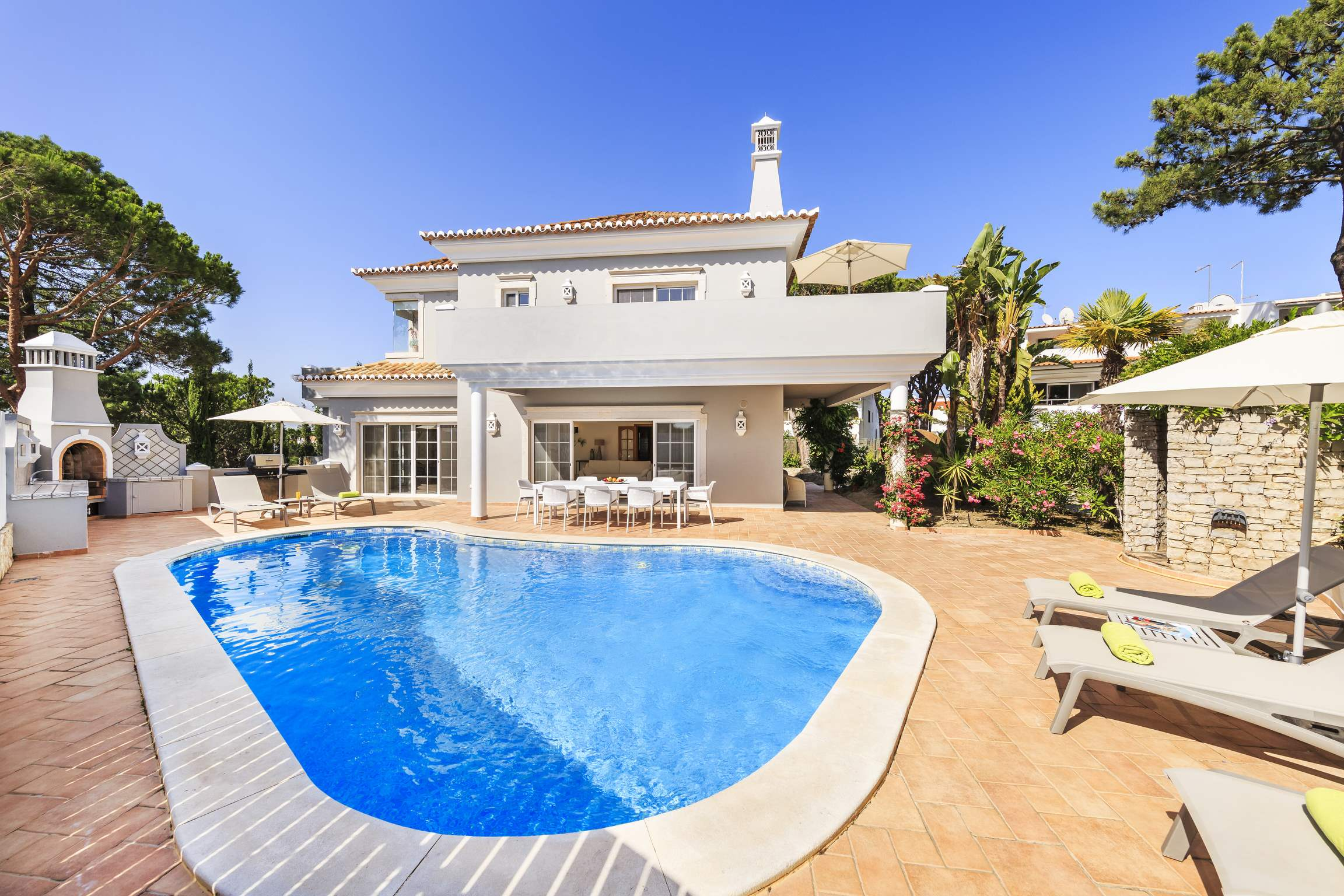 Casa Potes, 5 bedroom villa in Vale do Lobo, Algarve Photo #1