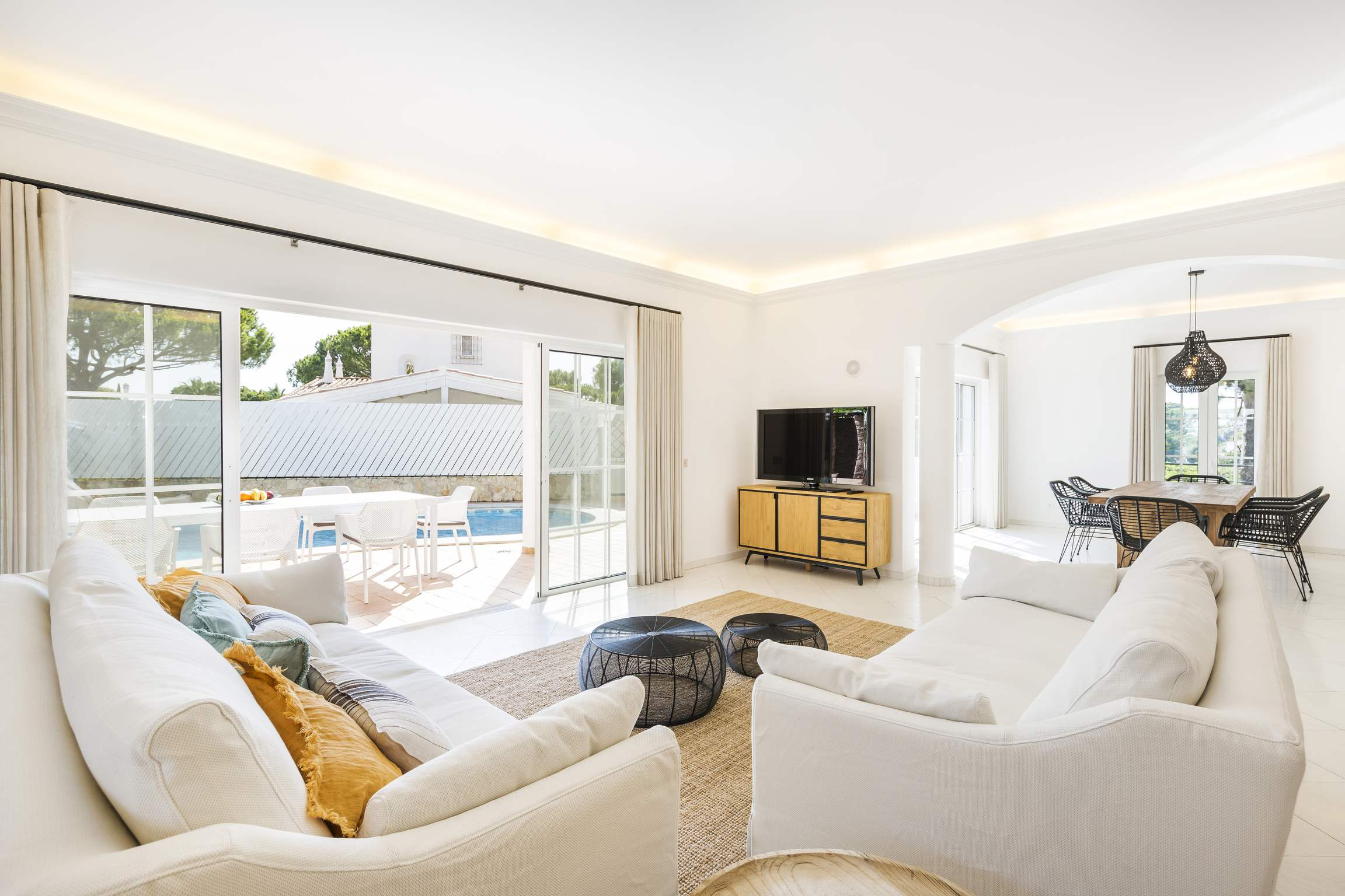 Casa Potes, 5 bedroom villa in Vale do Lobo, Algarve Photo #3