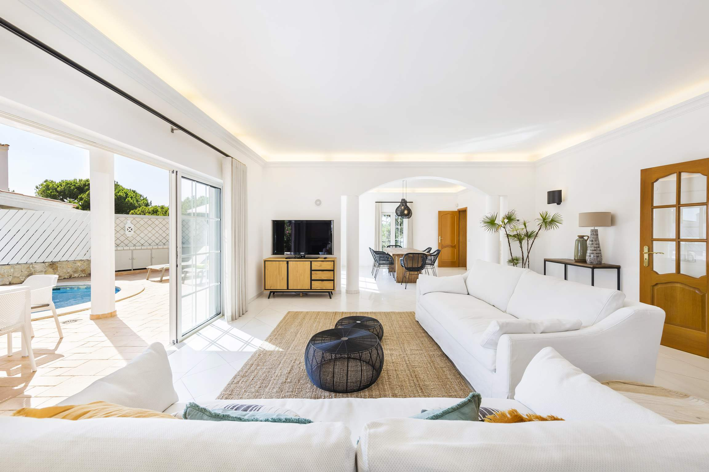 Casa Potes, 5 bedroom villa in Vale do Lobo, Algarve Photo #7