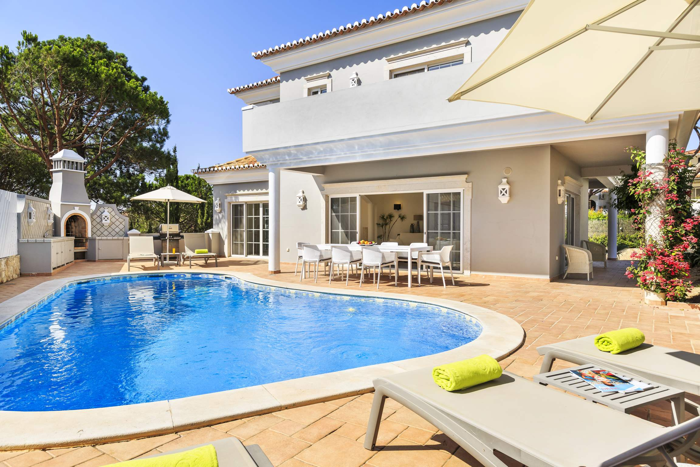 Casa Potes, 5 bedroom villa in Vale do Lobo, Algarve Photo #8