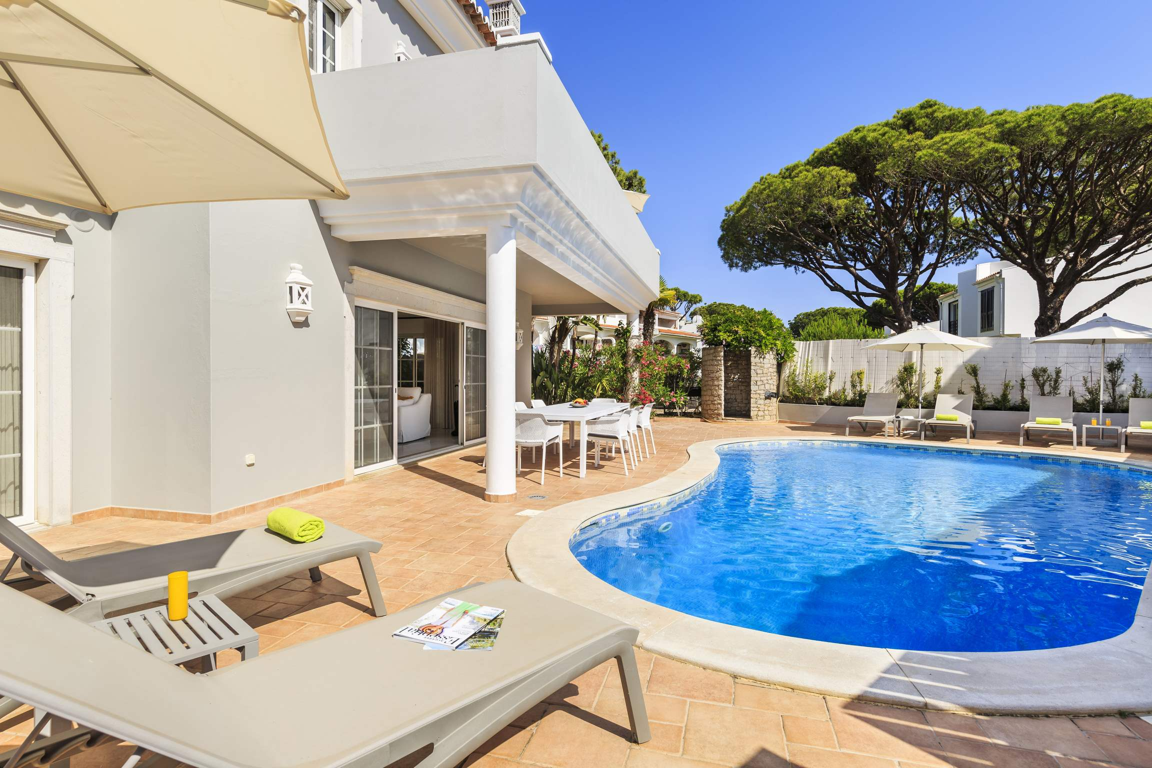 Casa Potes, 5 bedroom villa in Vale do Lobo, Algarve Photo #9