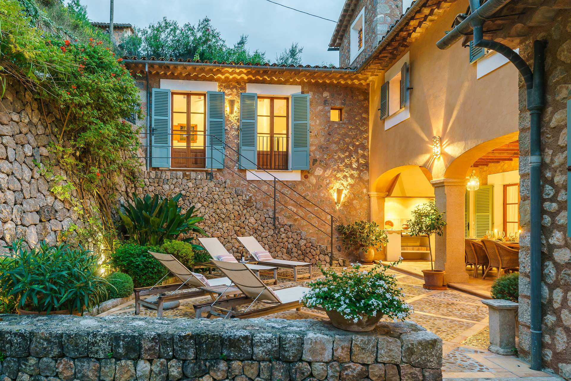 Sa Tanca, 3 Bedroom Rental, 3 bedroom villa in Soller & Deia, Majorca Photo #14