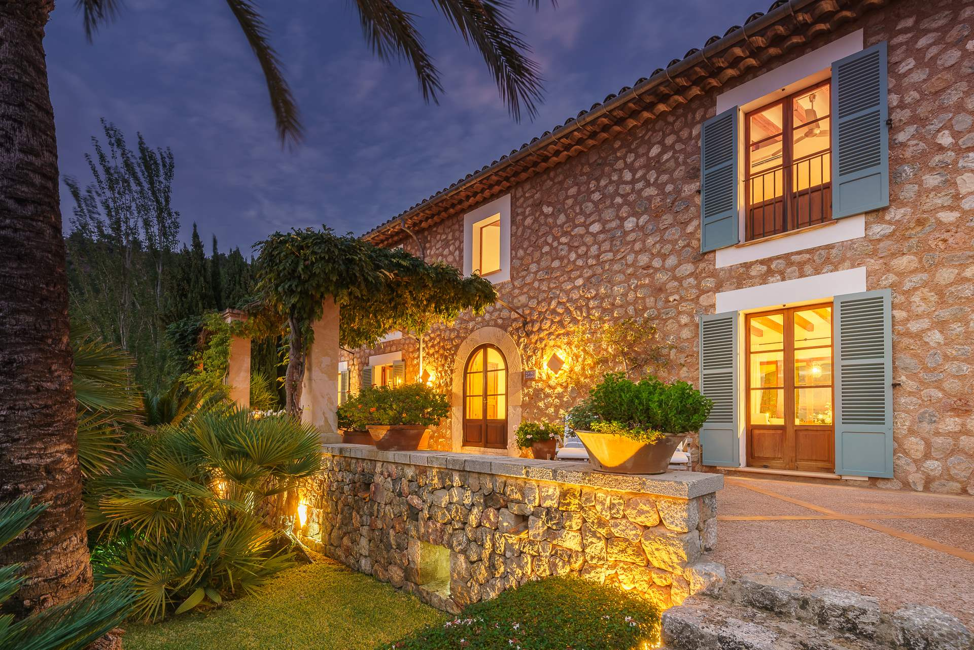 Sa Tanca, 3 Bedroom Rental, 3 bedroom villa in Soller & Deia, Majorca Photo #16