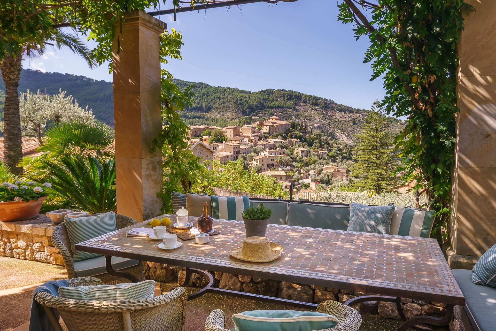 Sa Tanca, 3 Bedroom Rental, 3 bedroom villa in Soller & Deia, Majorca Photo #2