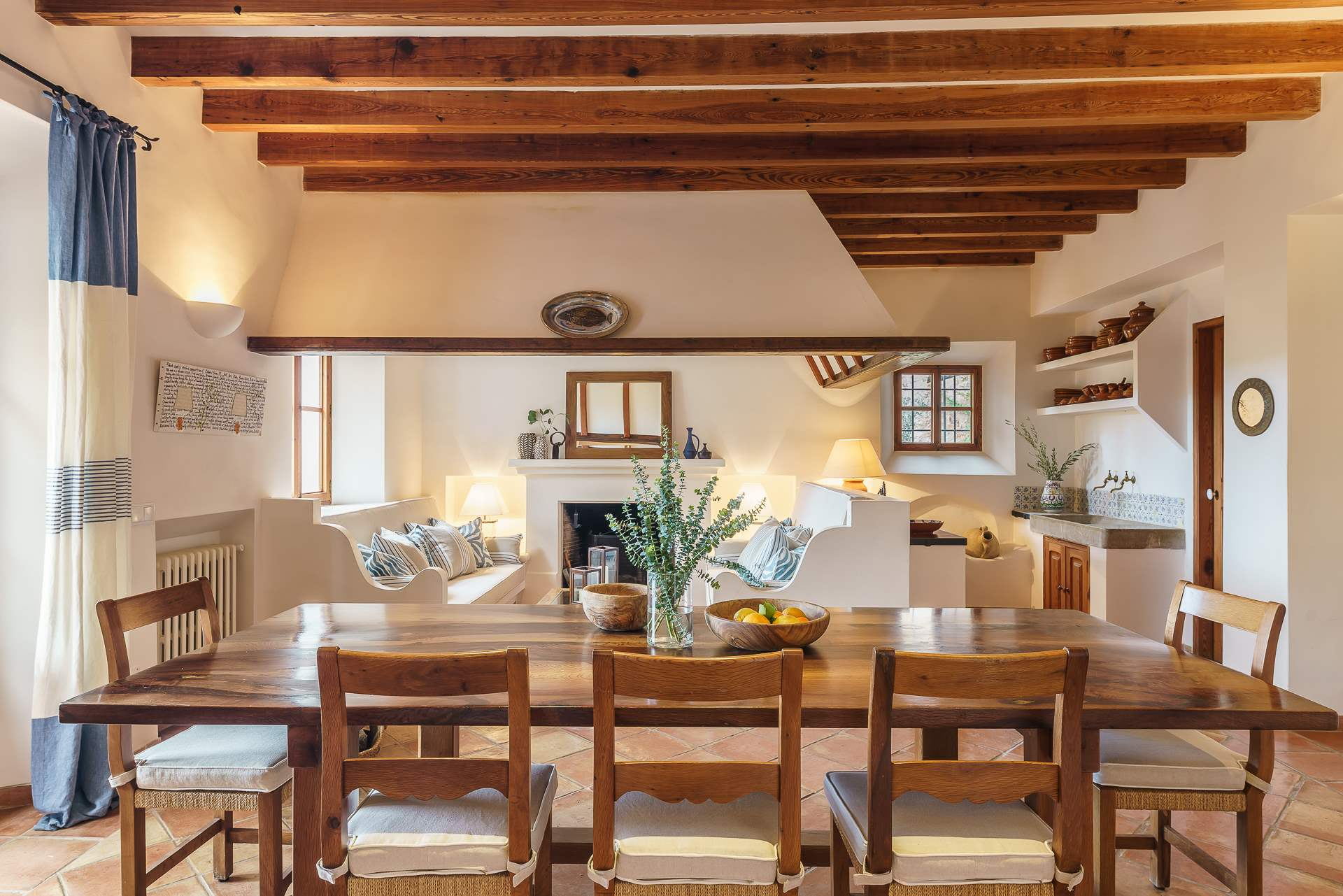 Sa Tanca, 3 Bedroom Rental, 3 bedroom villa in Soller & Deia, Majorca Photo #7