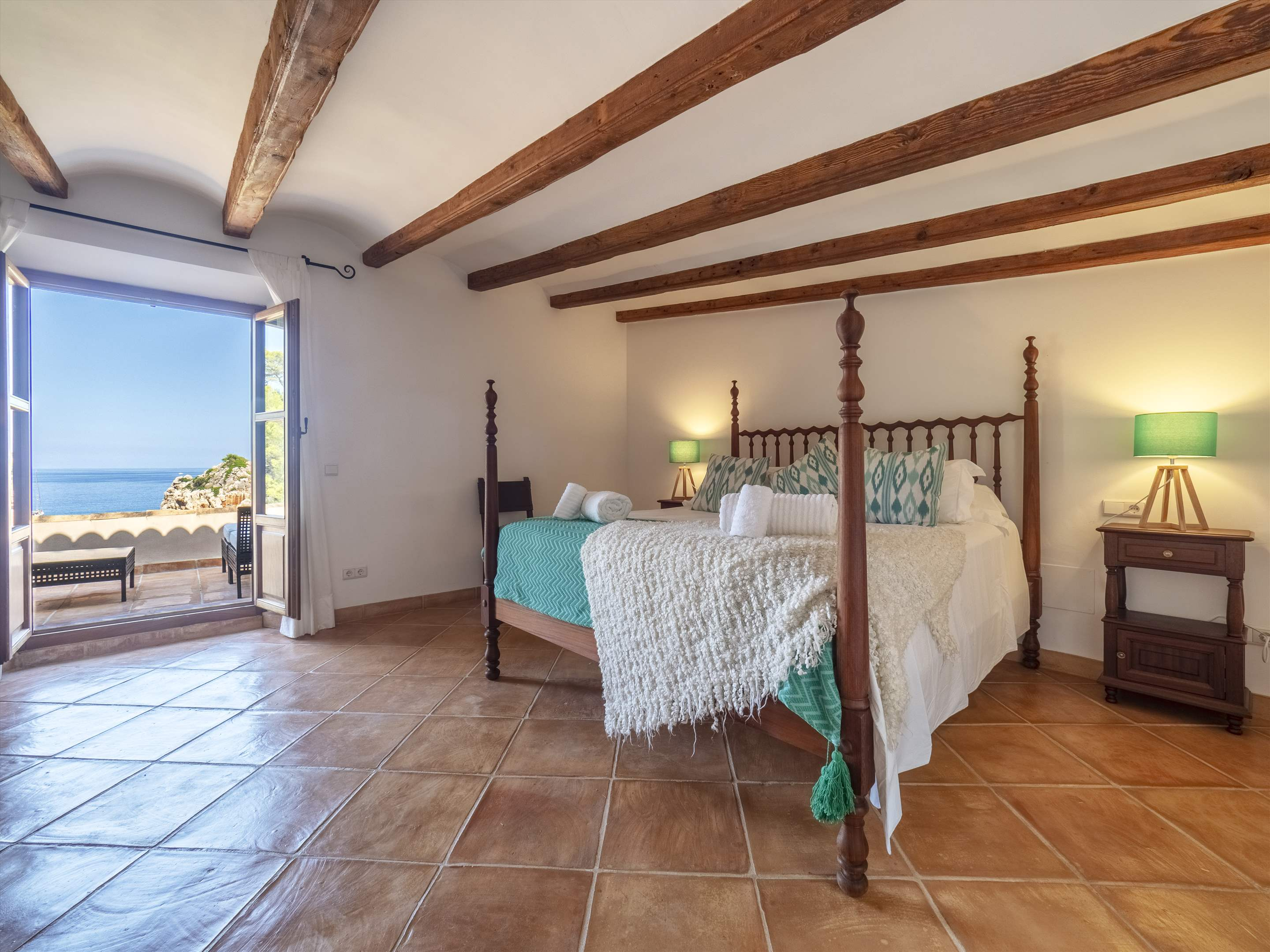 Sa Cala, 4 bedroom villa in Soller & Deia, Majorca Photo #21
