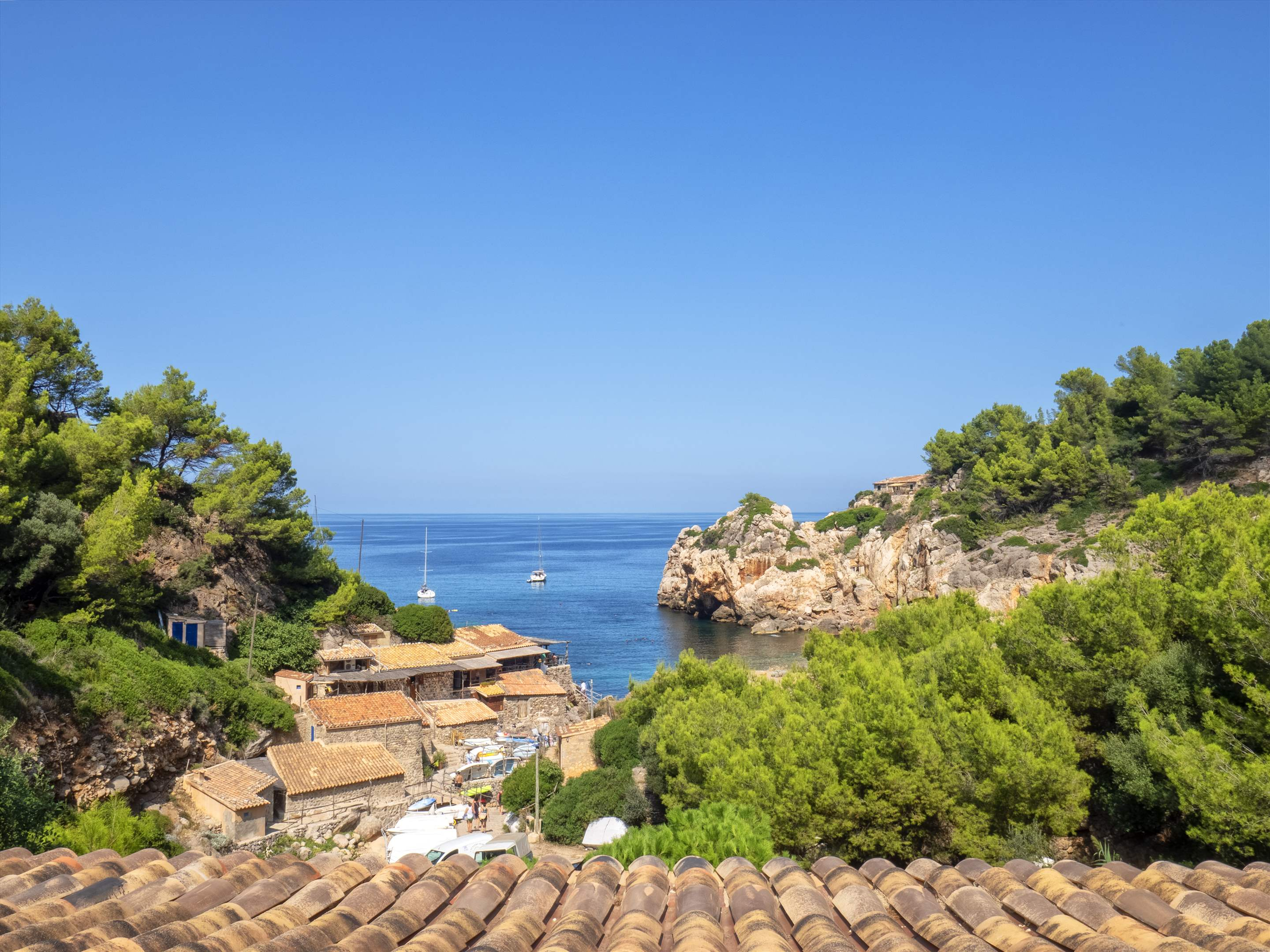 Sa Cala, 4 bedroom villa in Soller & Deia, Majorca Photo #22