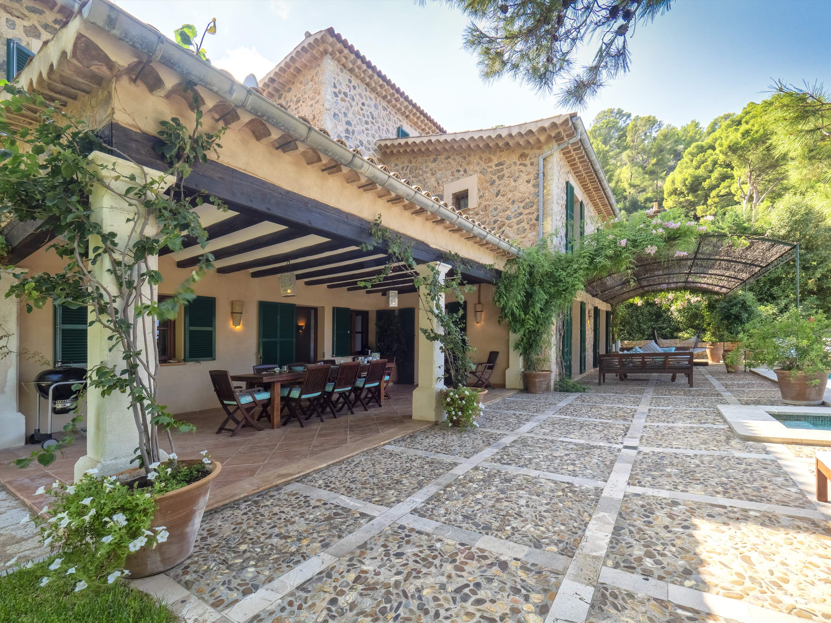 Sa Cala, 4 bedroom villa in Soller & Deia, Majorca Photo #5