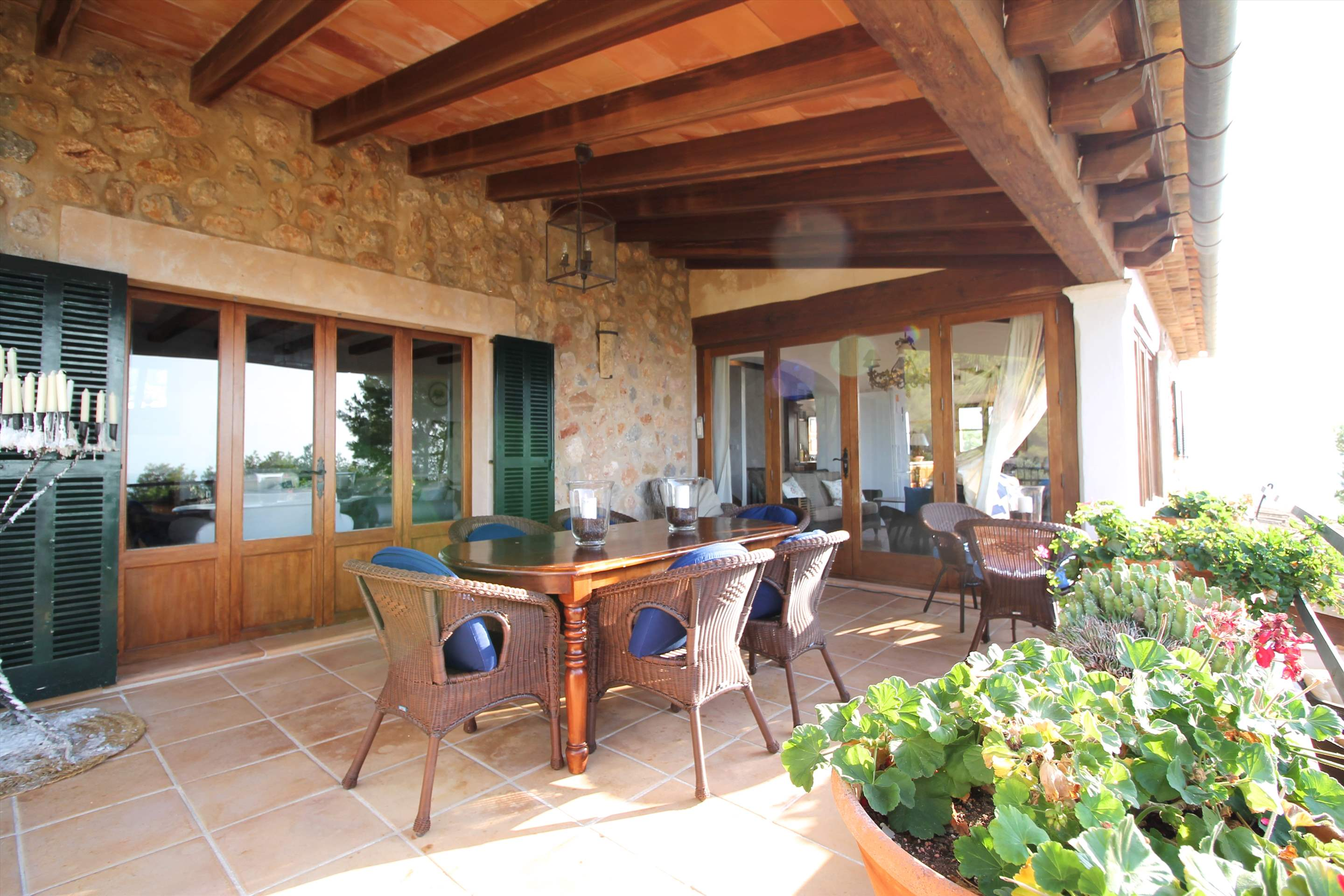 Can Winando, 4 Bedroom Rental, 4 bedroom villa in Soller & Deia, Majorca Photo #16