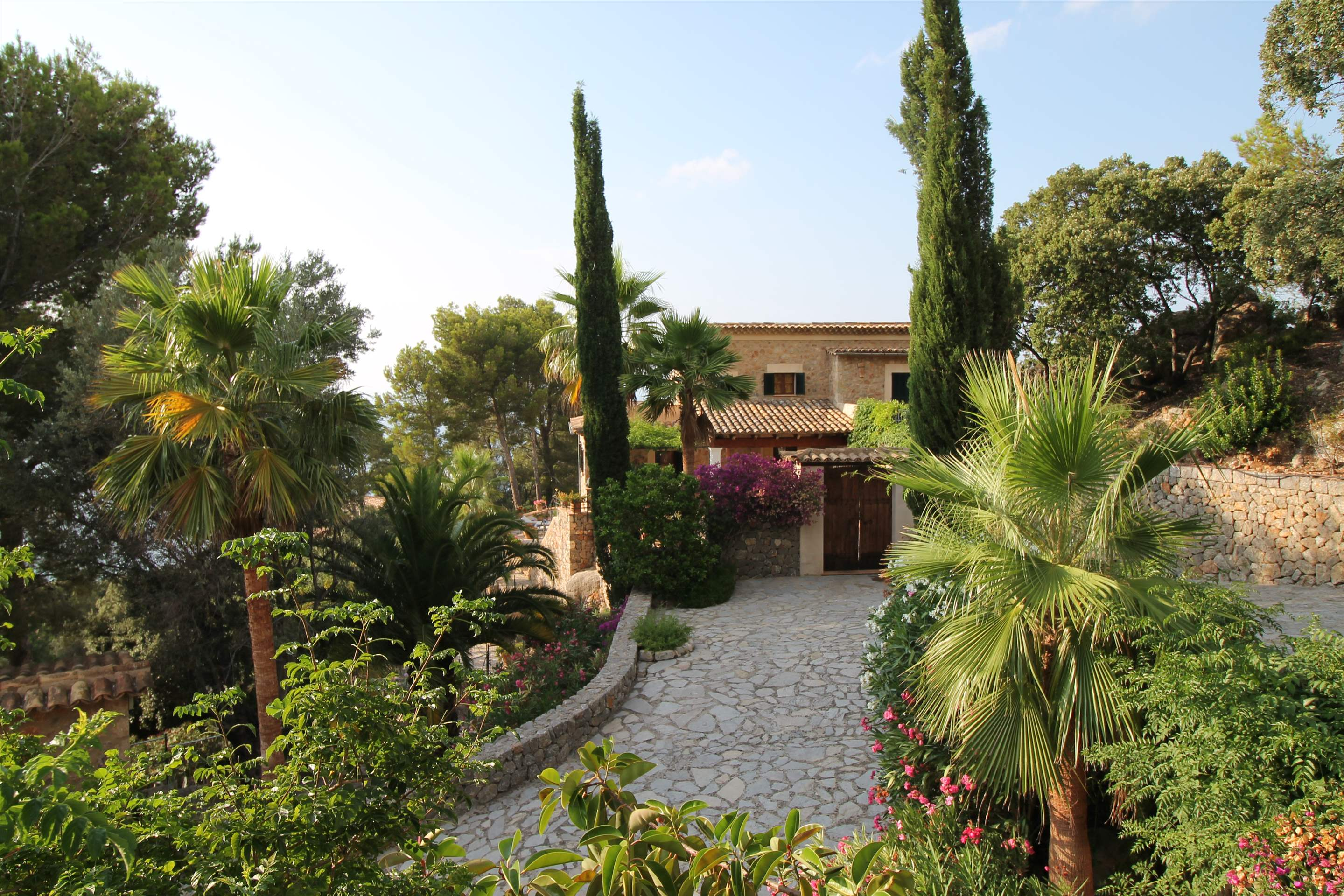 Can Winando, 5 Bedroom Rental, 5 bedroom villa in Soller & Deia, Majorca Photo #21