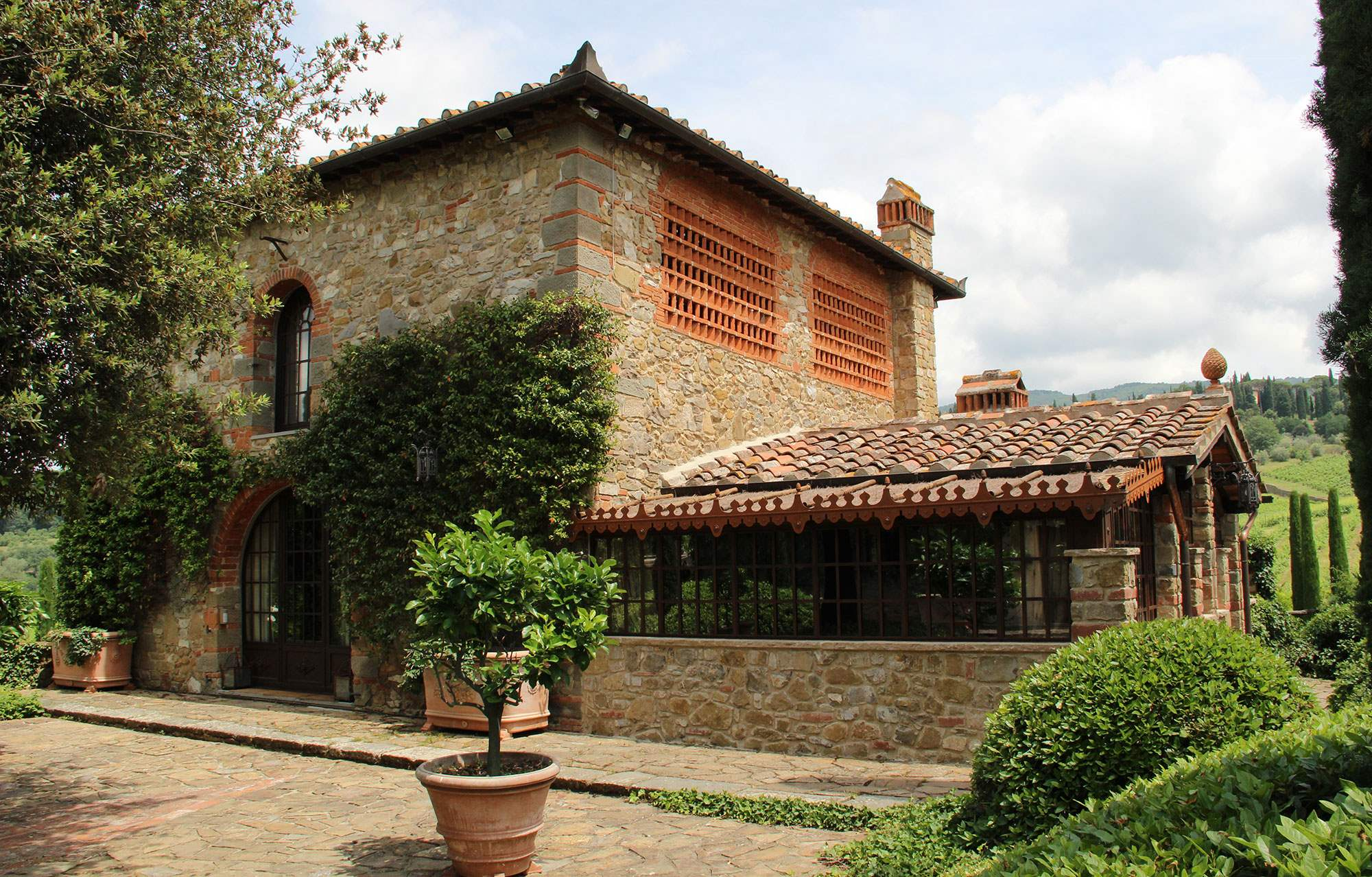 Villa Tuscan, 6 (+2), 3 bedroom villa in Chianti & Countryside, Tuscany Photo #15
