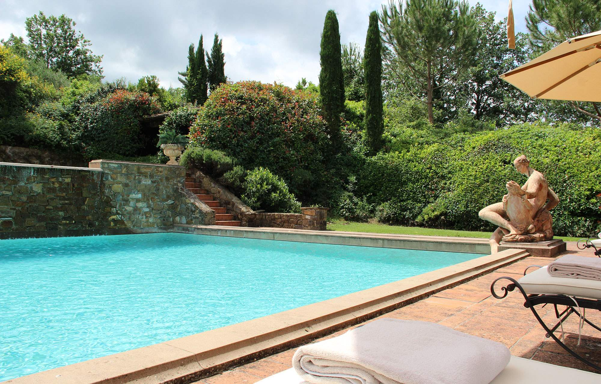 Villa Tuscan, 6 (+2), 3 bedroom villa in Chianti & Countryside, Tuscany Photo #16