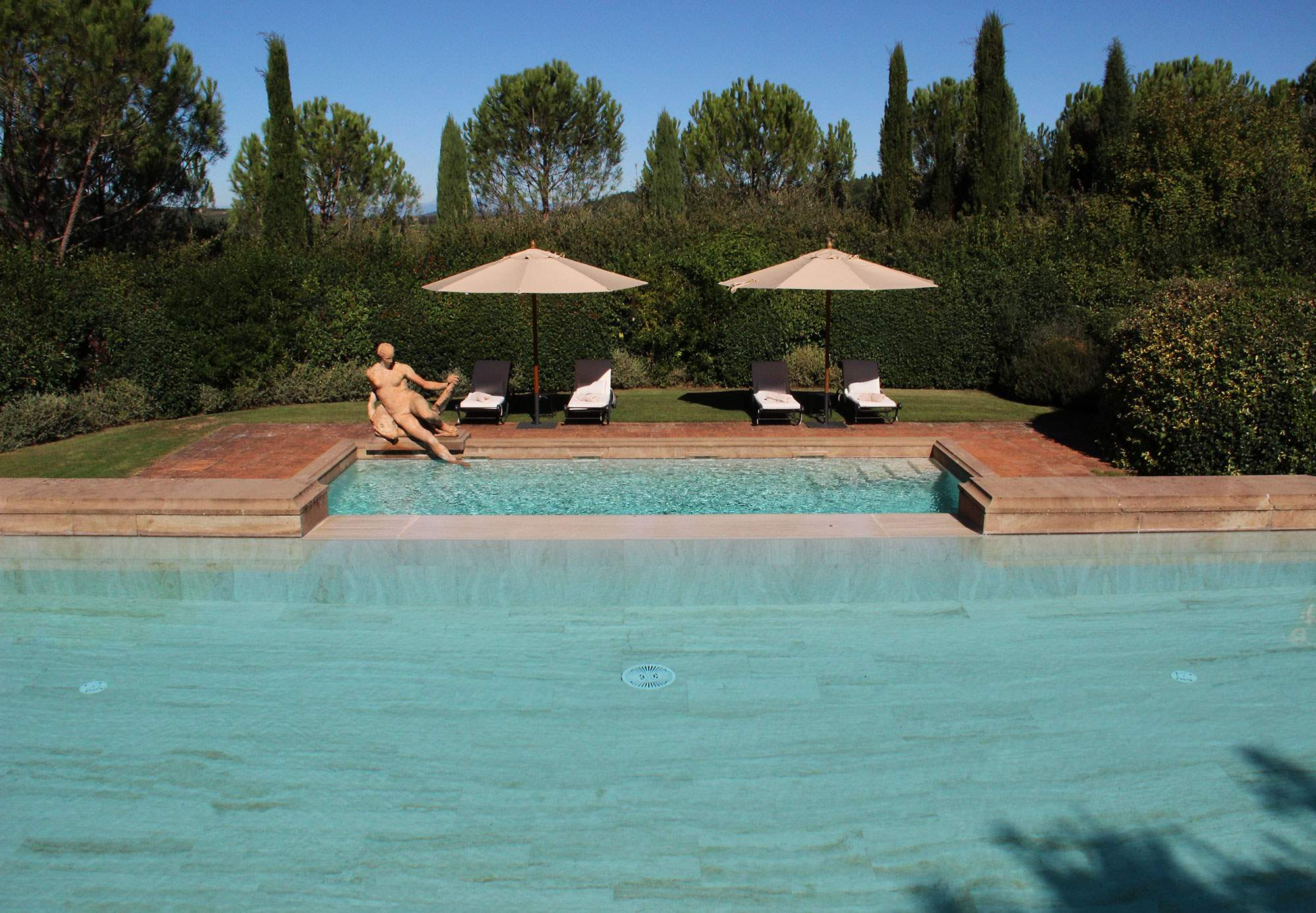 Villa Tuscan, 6 (+2), 3 bedroom villa in Chianti & Countryside, Tuscany Photo #3