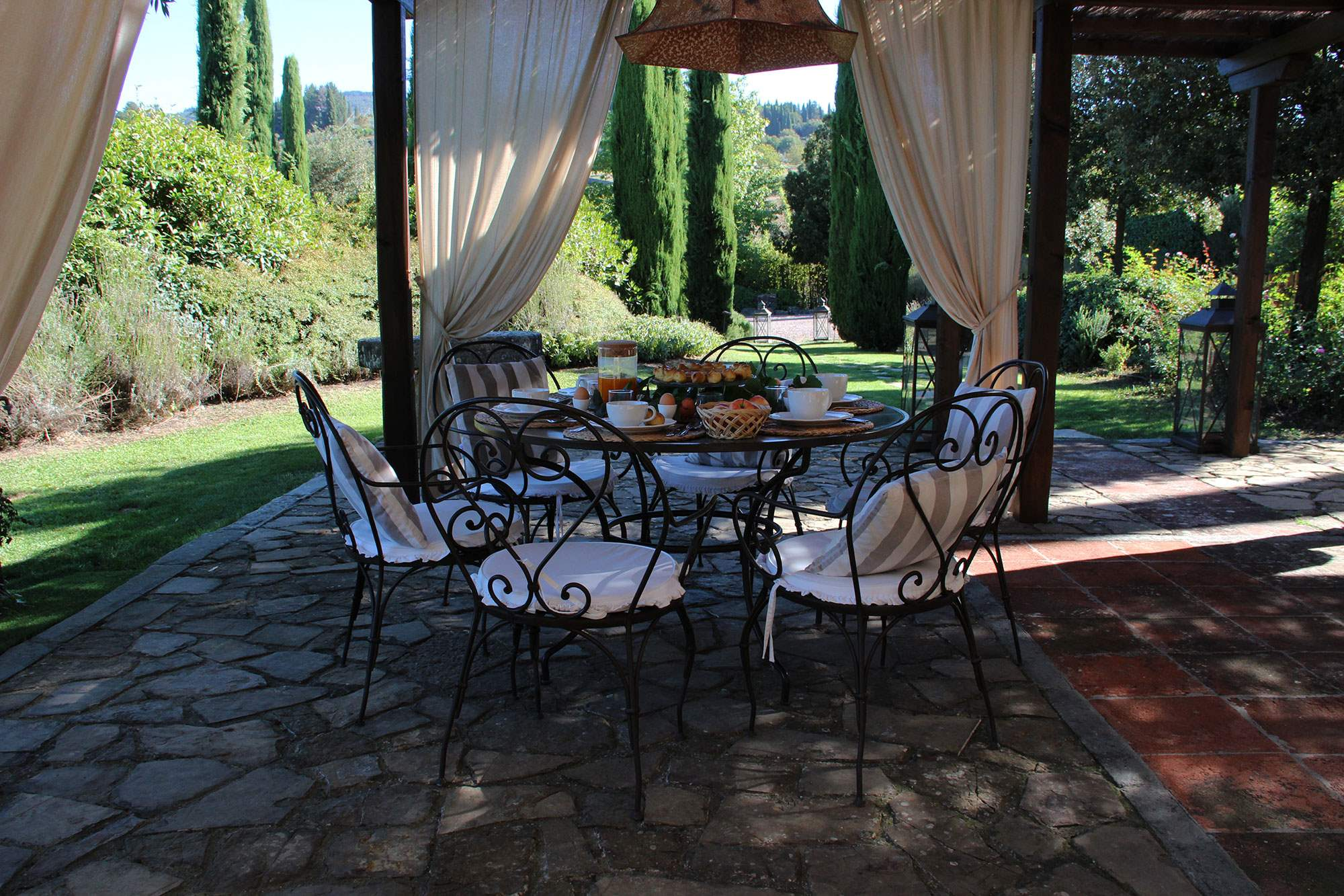 Villa Tuscan, 6 (+2), 3 bedroom villa in Chianti & Countryside, Tuscany Photo #5