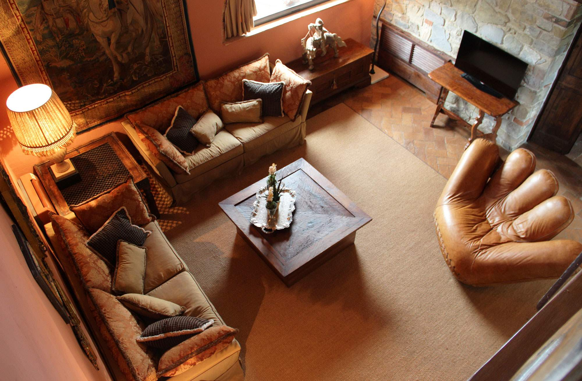Villa Tuscan, 6 (+2), 3 bedroom villa in Chianti & Countryside, Tuscany Photo #8