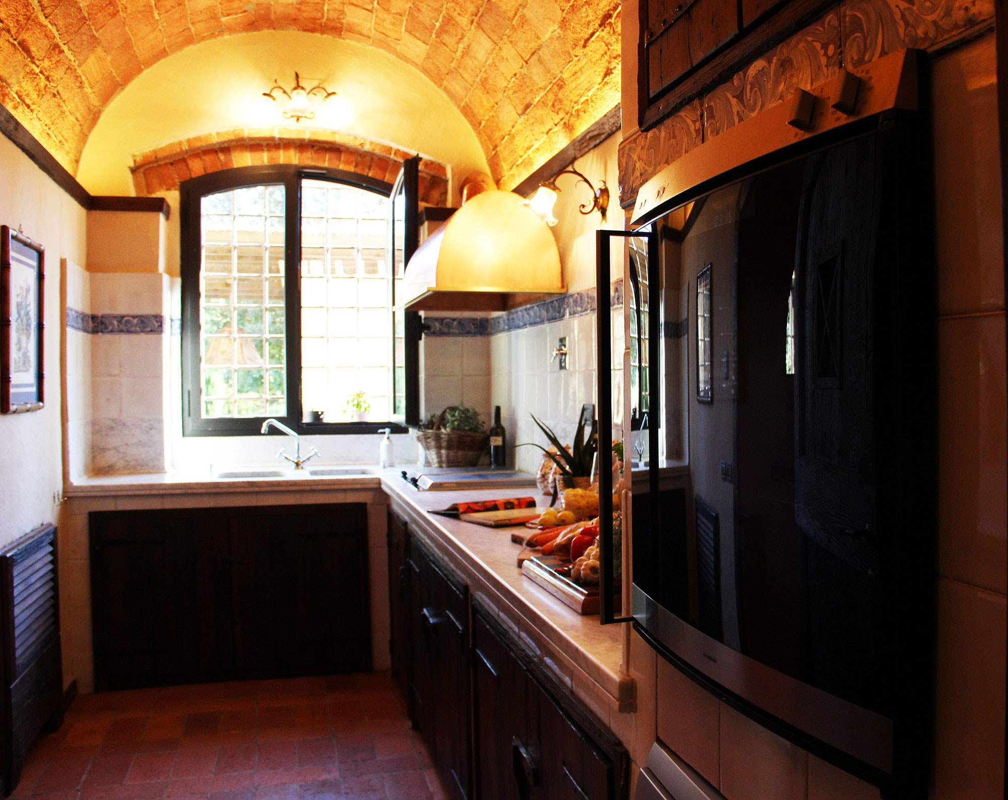 Villa Tuscan, 6 (+2), 3 bedroom villa in Chianti & Countryside, Tuscany Photo #9