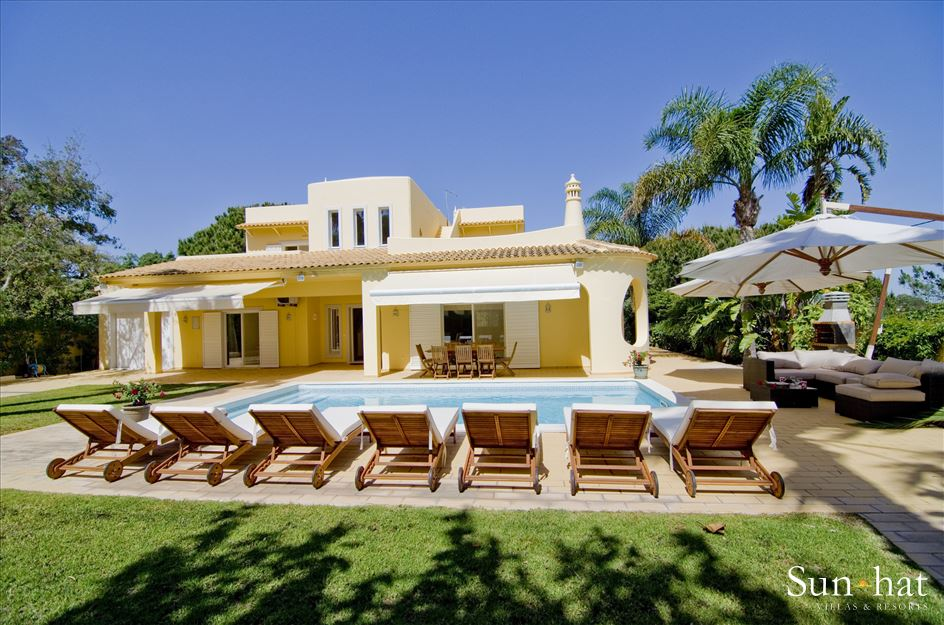 Villa Jasmina, 4 villa in Vale do Lobo, Algarve