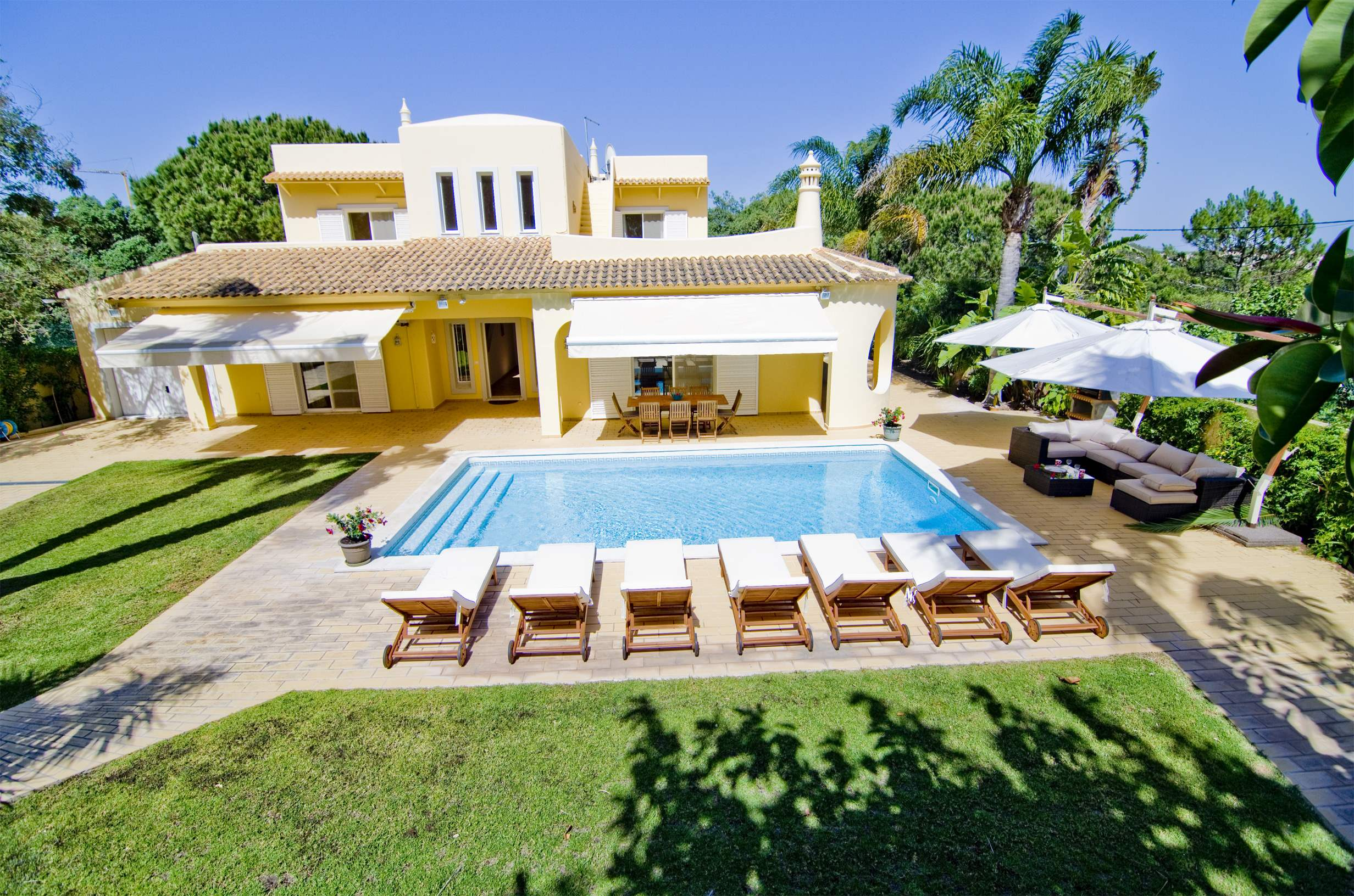 Villa Jasmina, 4 bedroom villa in Vale do Lobo, Algarve Photo #21