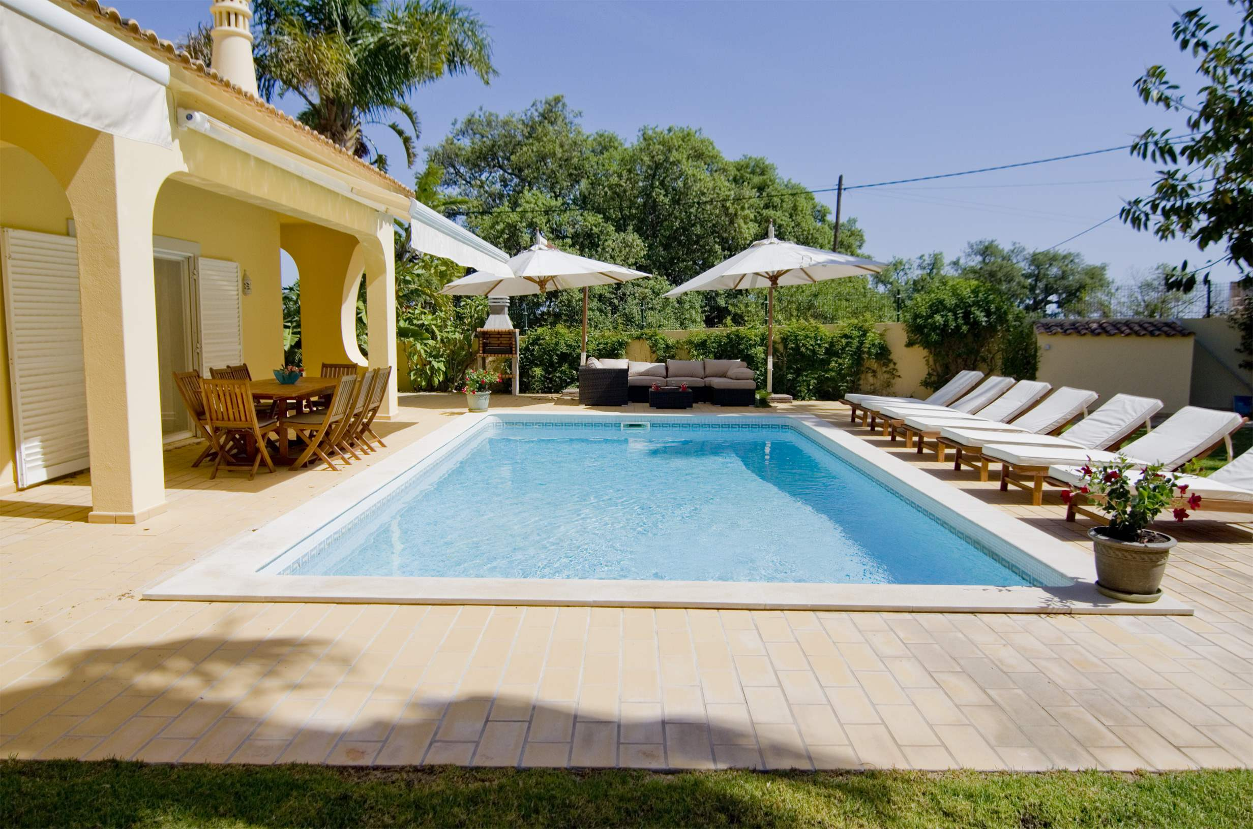 Villa Jasmina, 4 bedroom villa in Vale do Lobo, Algarve Photo #8