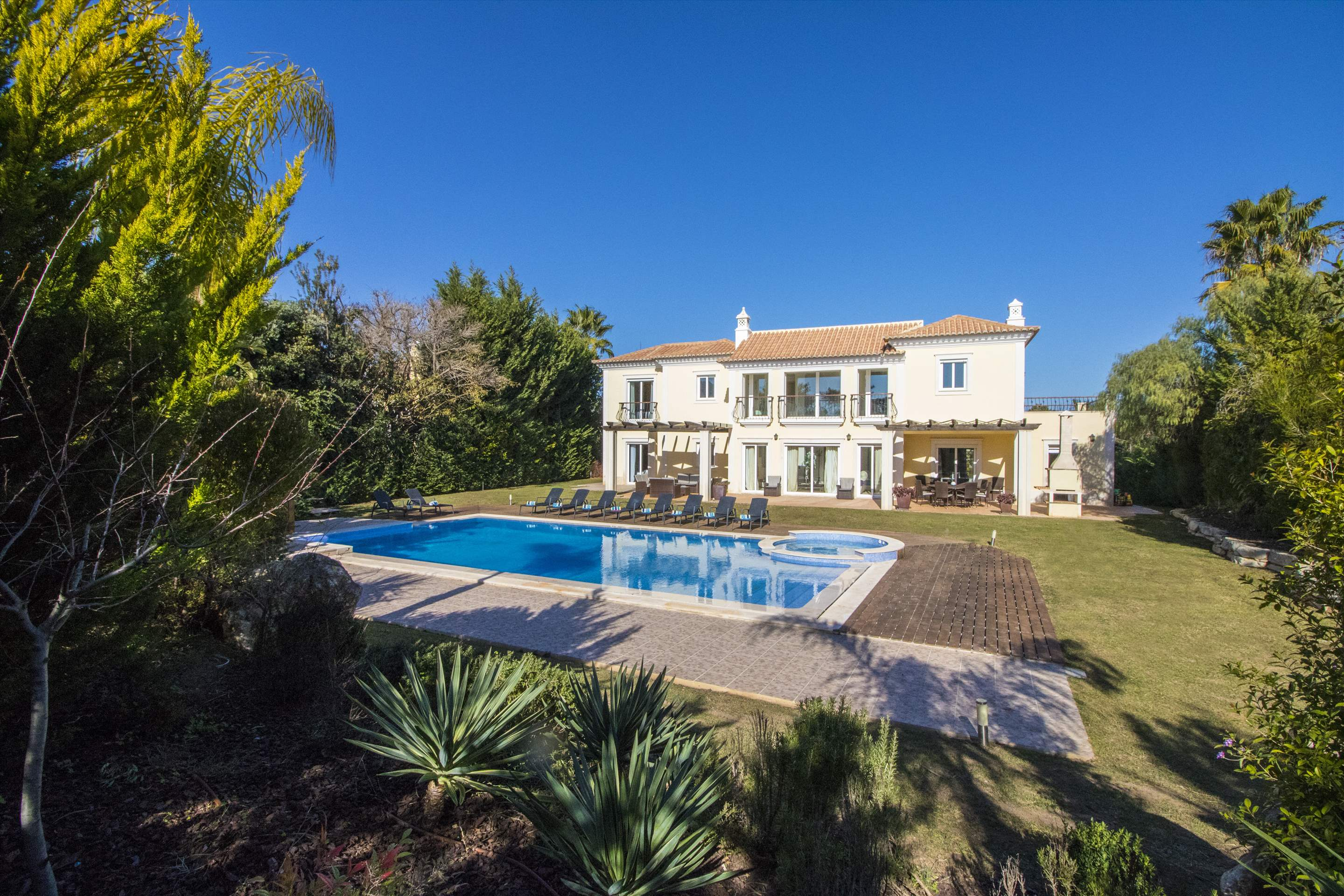 Villa Mare, 5 bedroom villa in Quinta do Lago, Algarve Photo #11