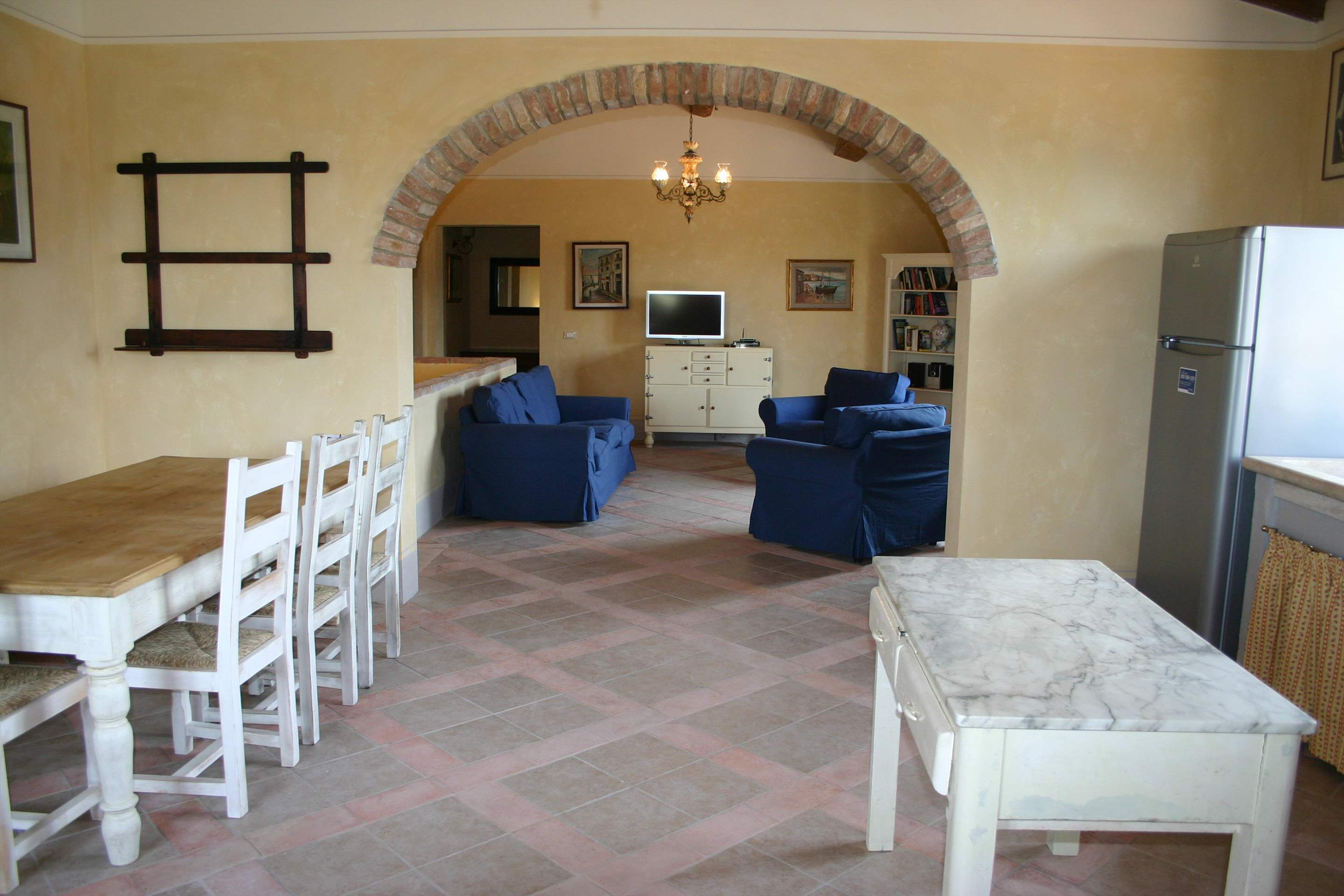 Podere Casacce, Ground Floor, 4 bedroom villa in Tuscany Coast, Tuscany Photo #13