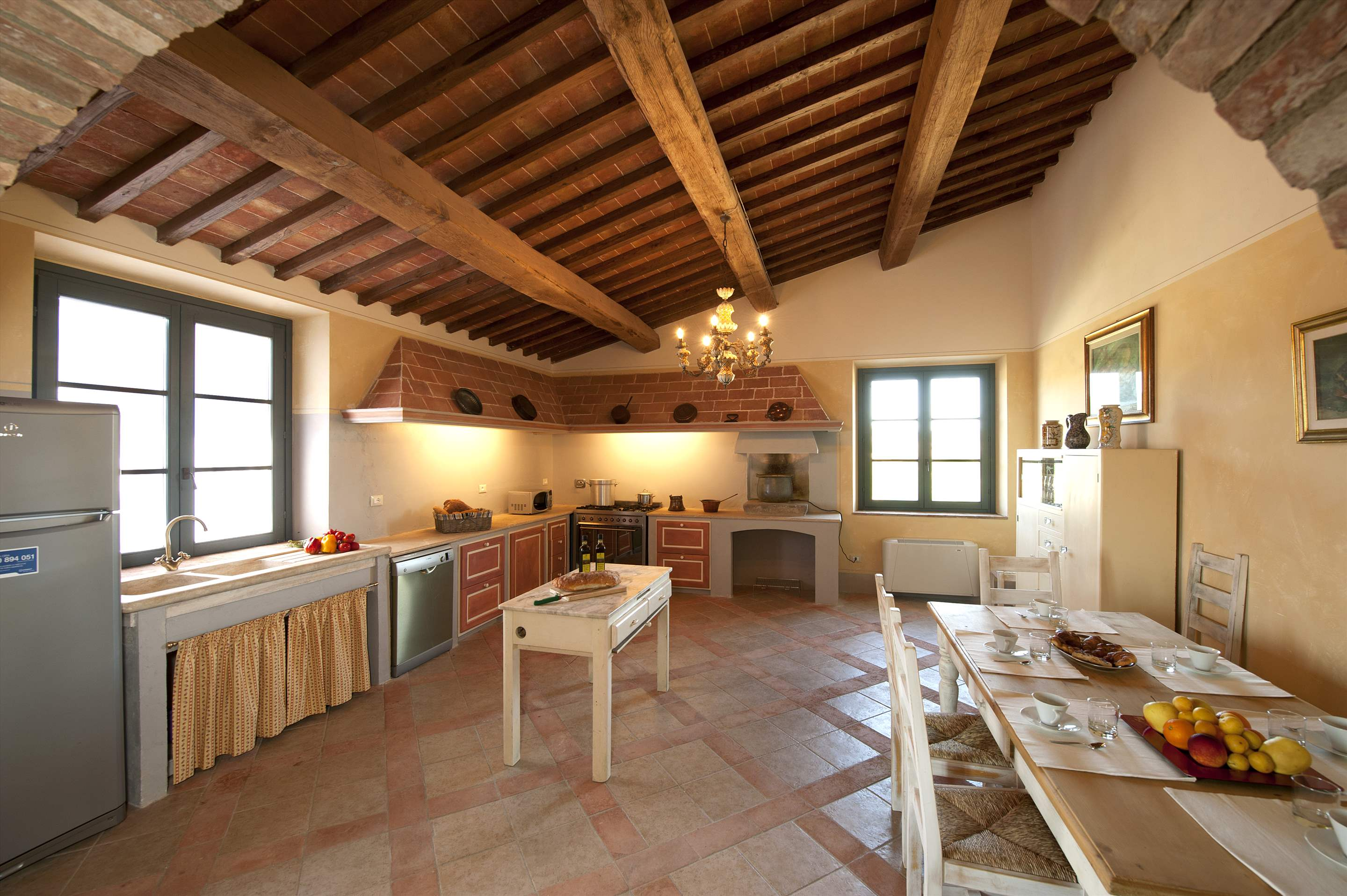 Podere Casacce, Ground Floor, 4 bedroom villa in Tuscany Coast, Tuscany Photo #15