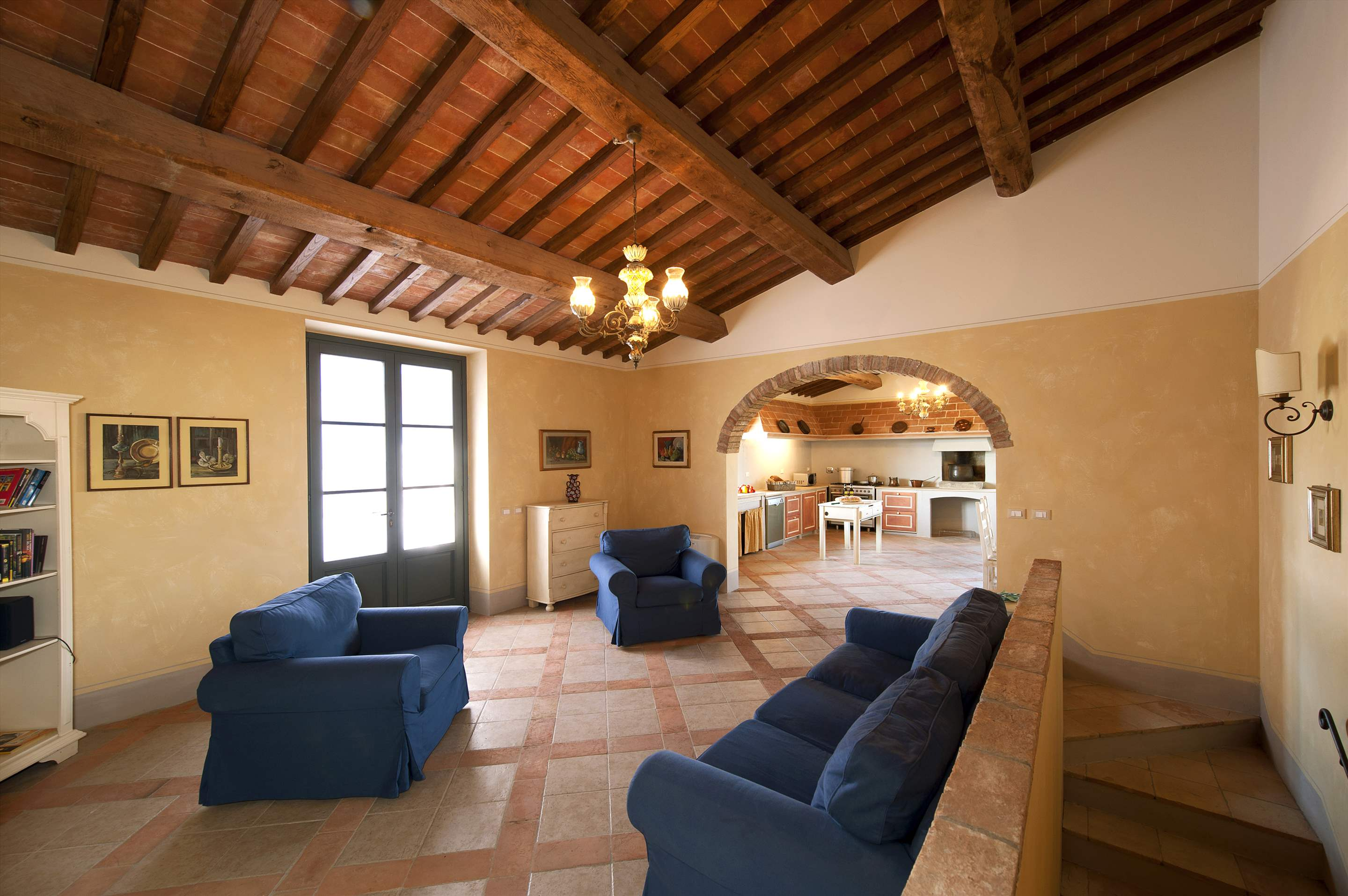 Podere Di Collina, First Floor, 4 bedroom villa in Tuscany Coast, Tuscany Photo #12