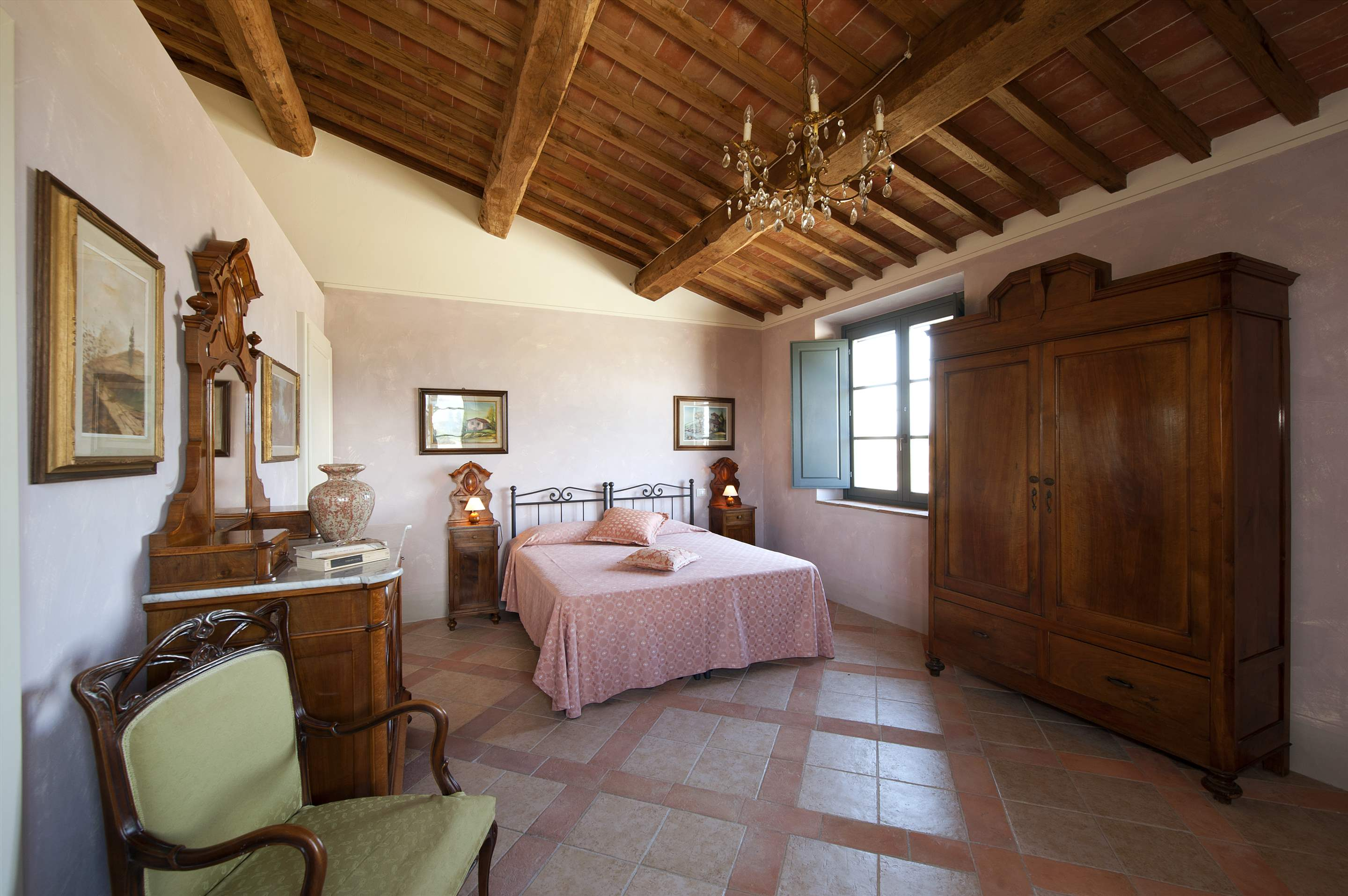 Podere Di Collina, First Floor, 4 bedroom villa in Tuscany Coast, Tuscany Photo #25