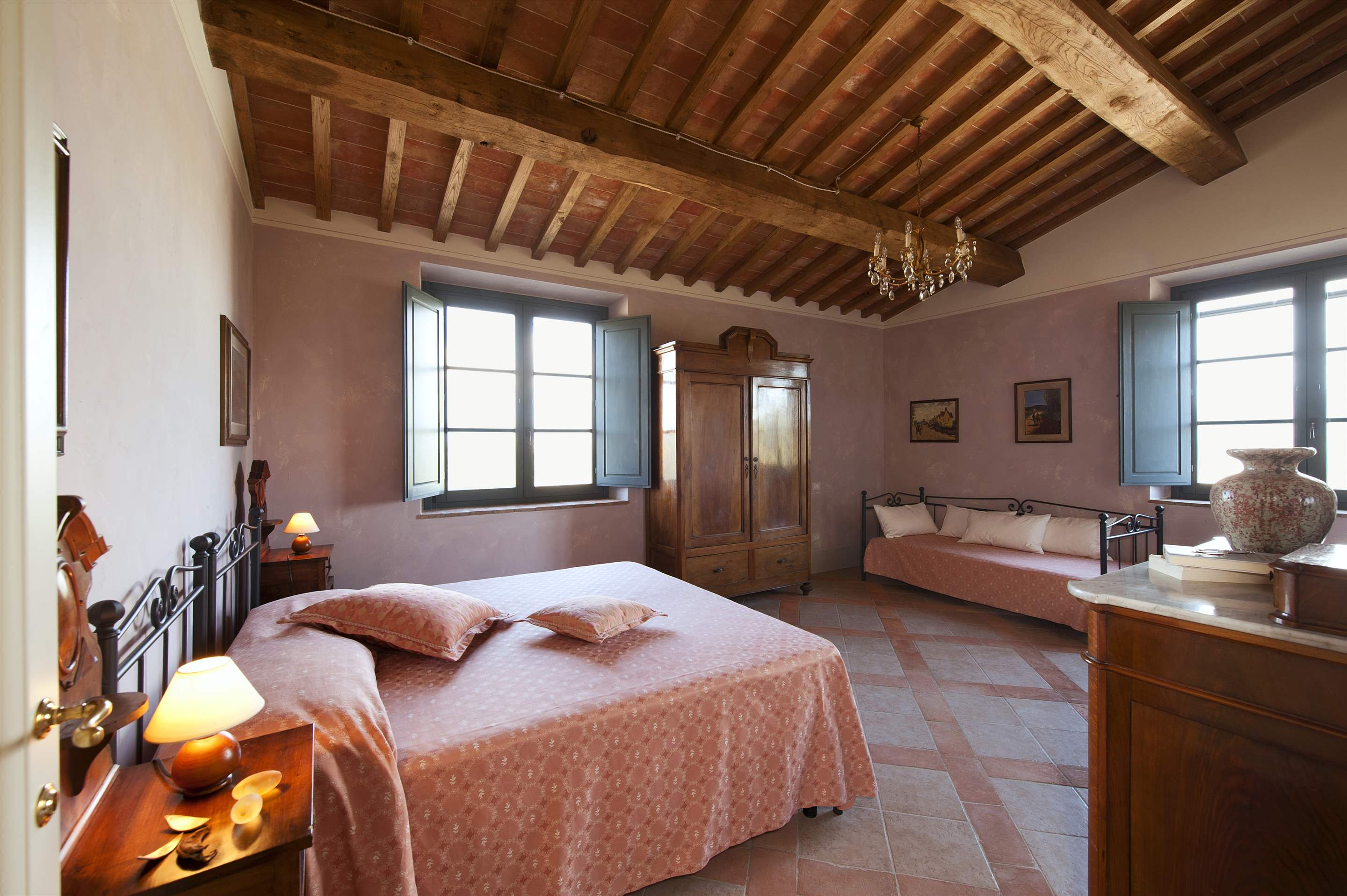 Podere Di Collina, First Floor, 4 bedroom villa in Tuscany Coast, Tuscany Photo #26