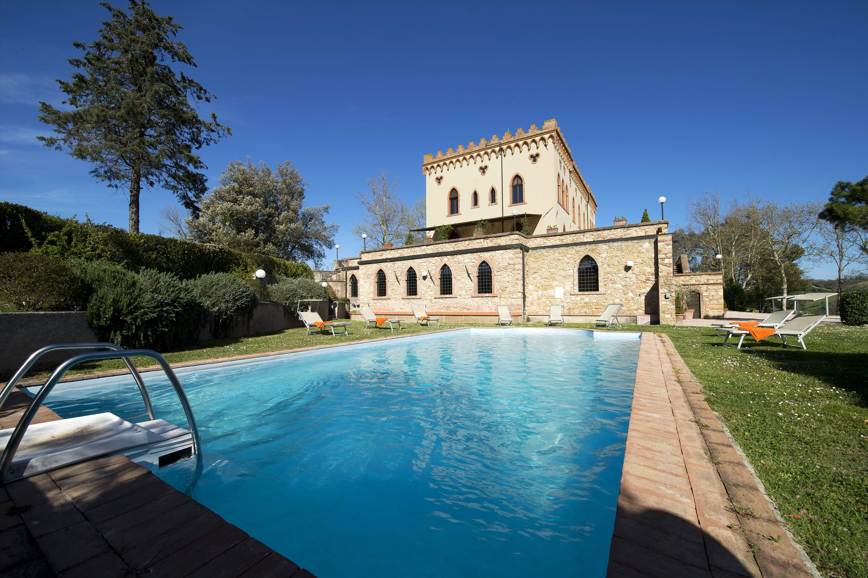 Villa Di Archi & Dependance, 9 bedroom villa in Tuscany Coast, Tuscany Photo #1