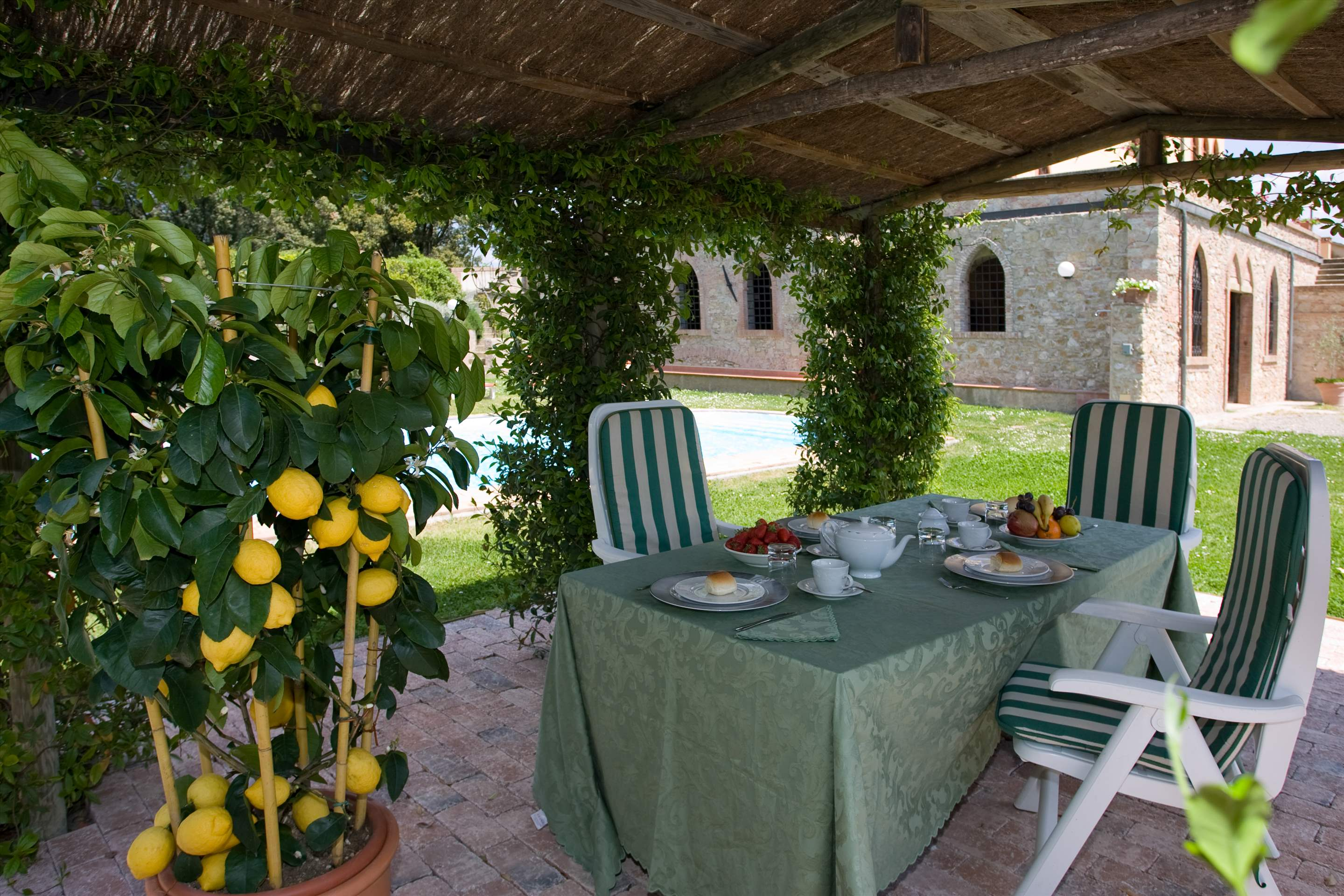 Villa Di Archi & Dependance, 9 bedroom villa in Tuscany Coast, Tuscany Photo #12