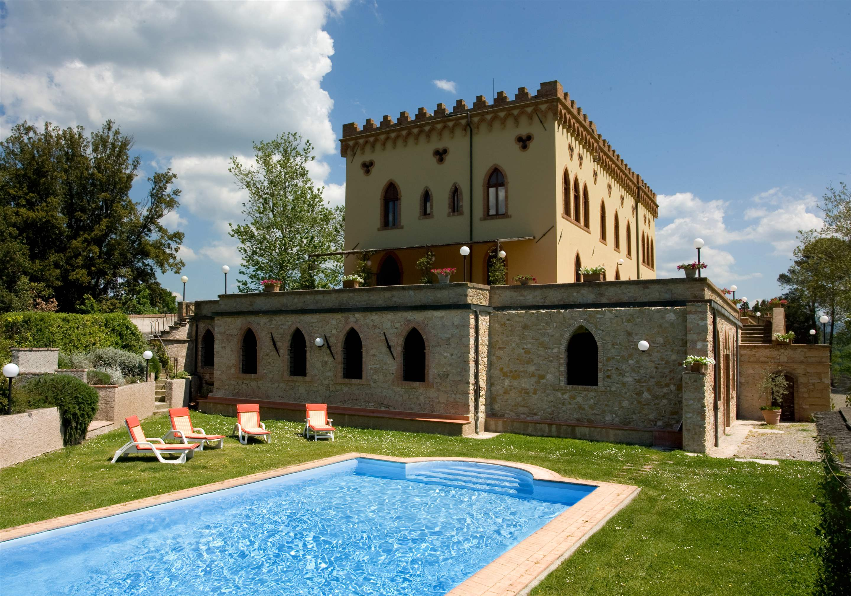 Villa Di Archi & Dependance, 9 bedroom villa in Tuscany Coast, Tuscany Photo #14