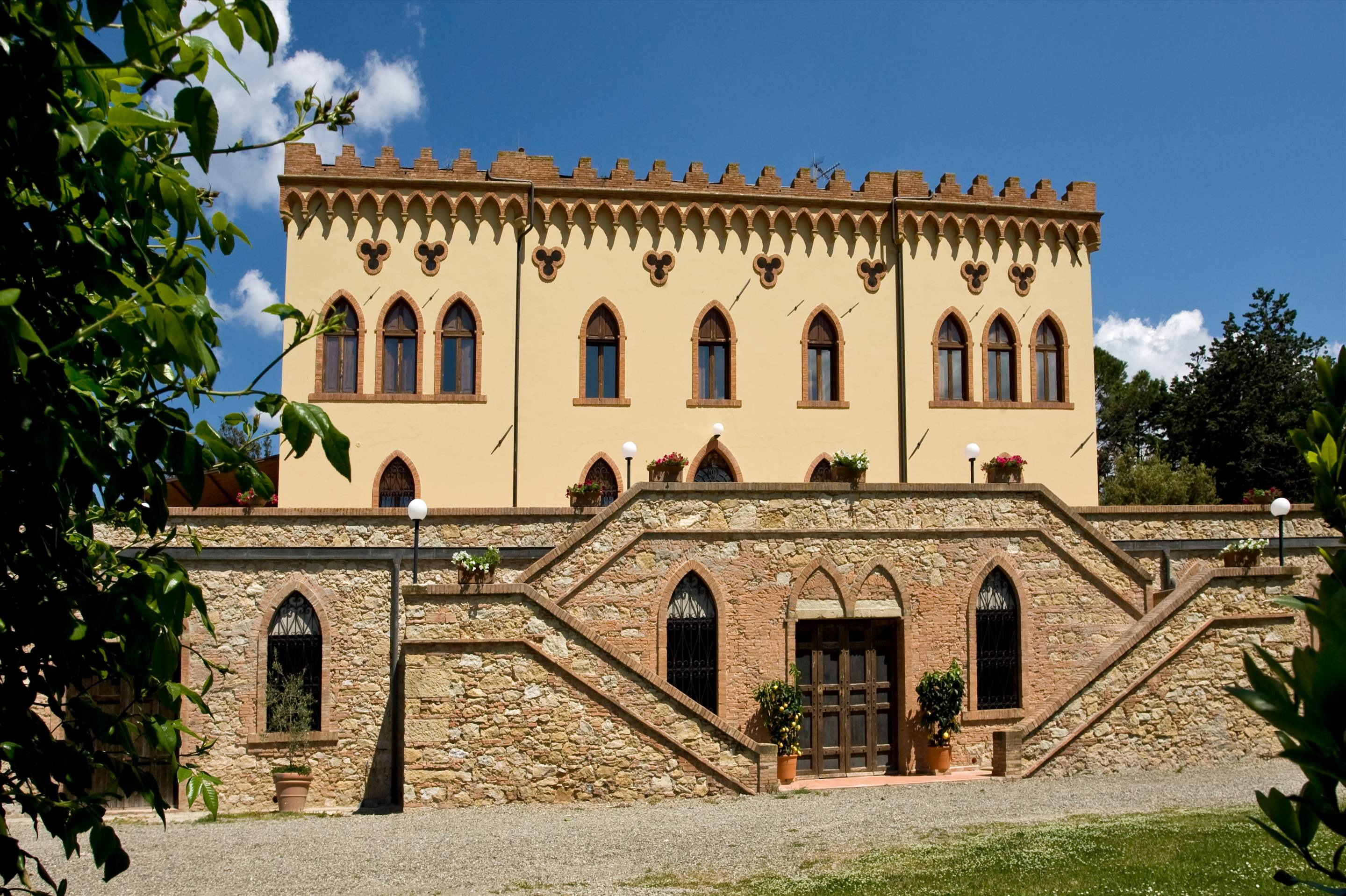 Villa Di Archi & Dependance, 9 bedroom villa in Tuscany Coast, Tuscany Photo #15