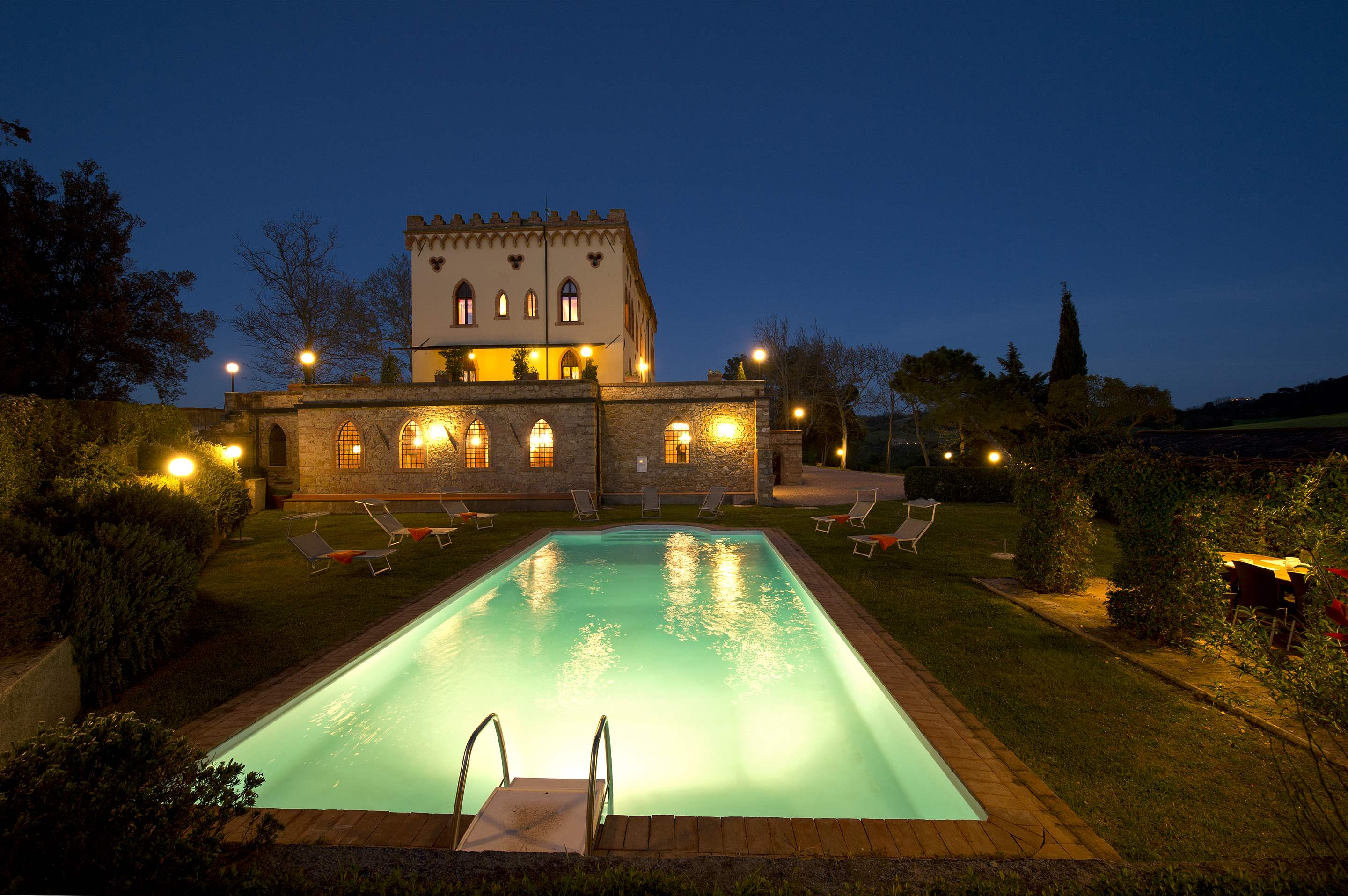 Villa Di Archi & Dependance, 9 bedroom villa in Tuscany Coast, Tuscany Photo #30