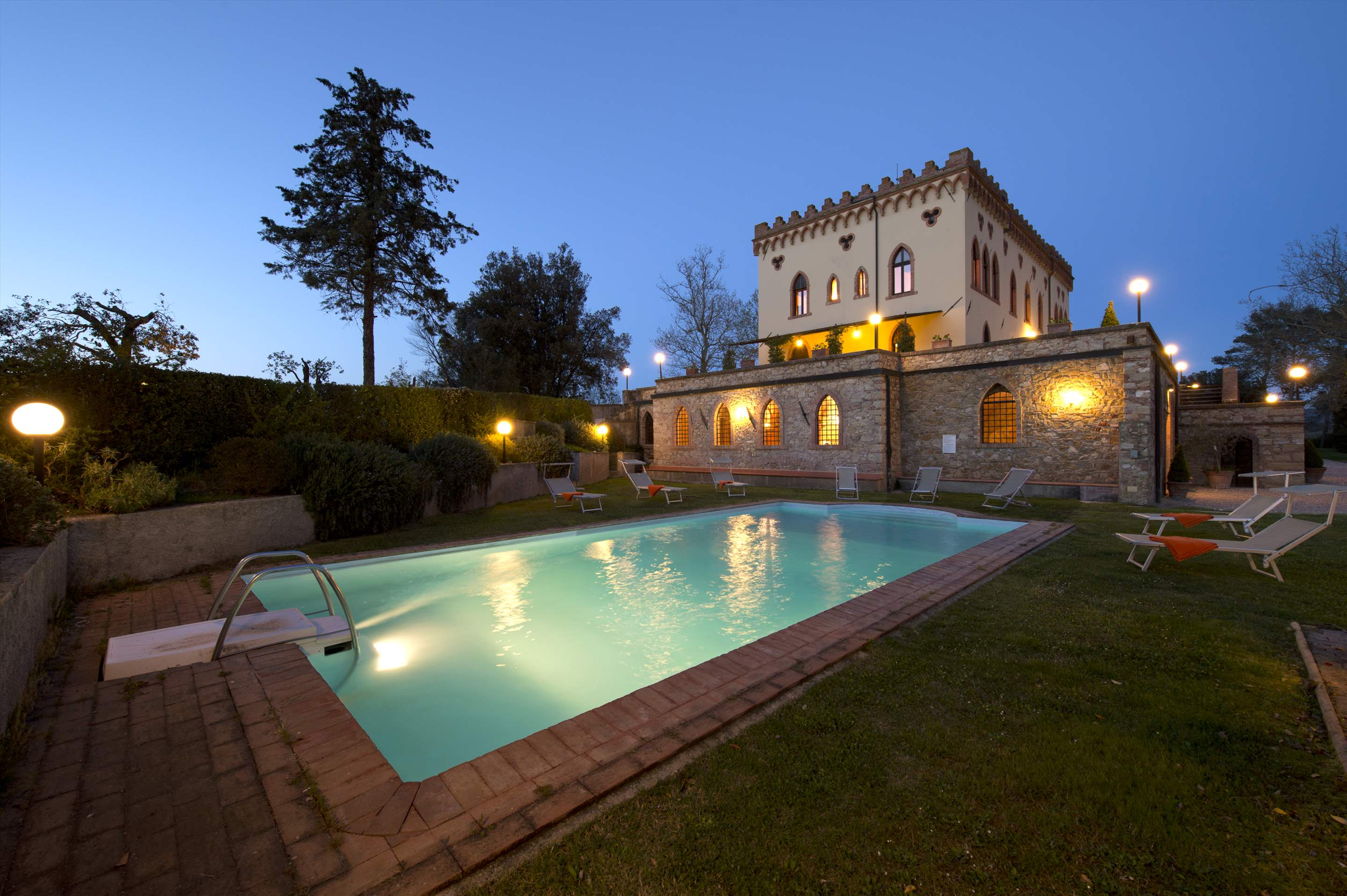 Villa Di Archi & Dependance, 9 bedroom villa in Tuscany Coast, Tuscany Photo #32