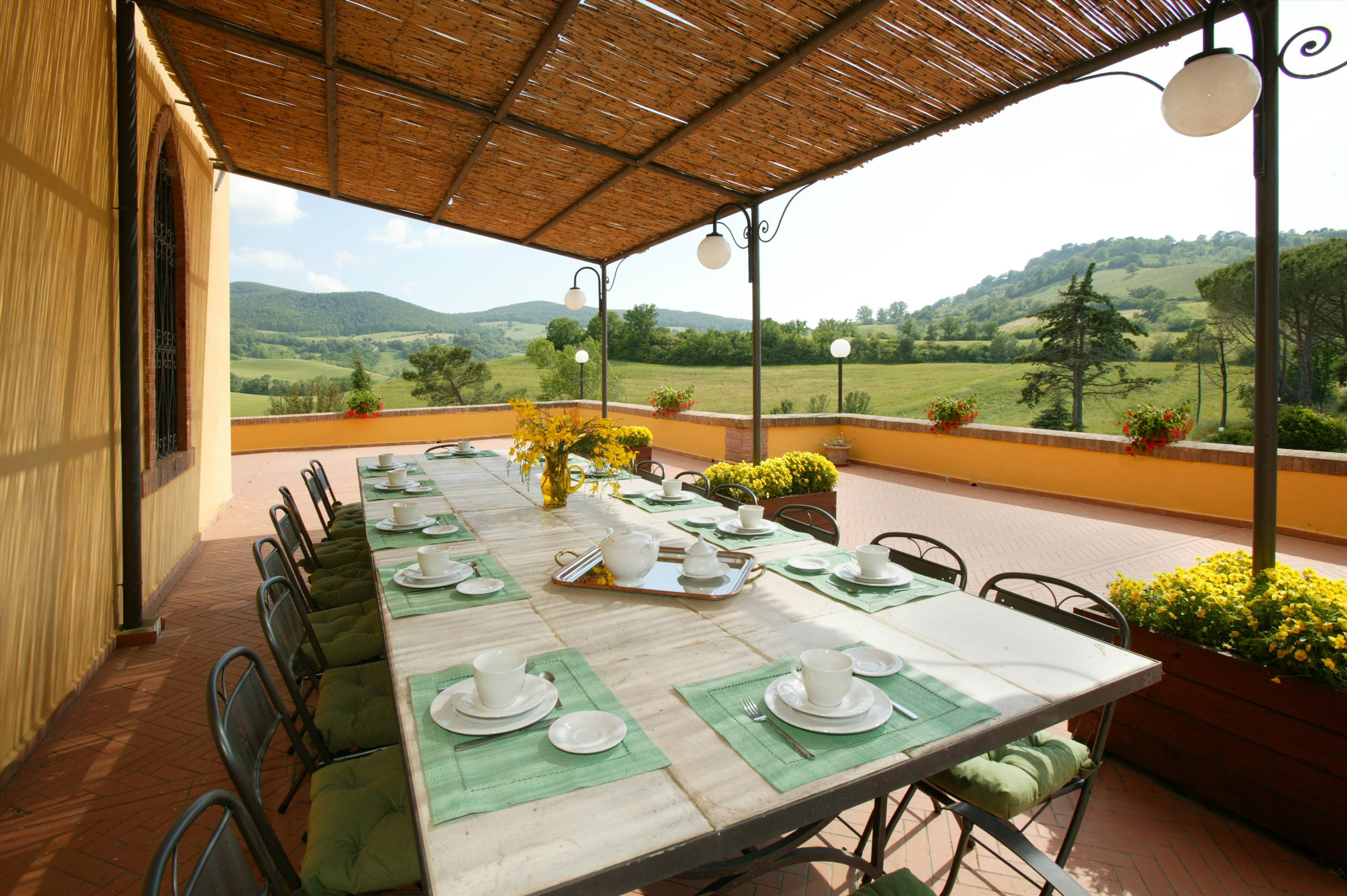 Villa Di Archi & Dependance, 9 bedroom villa in Tuscany Coast, Tuscany Photo #4
