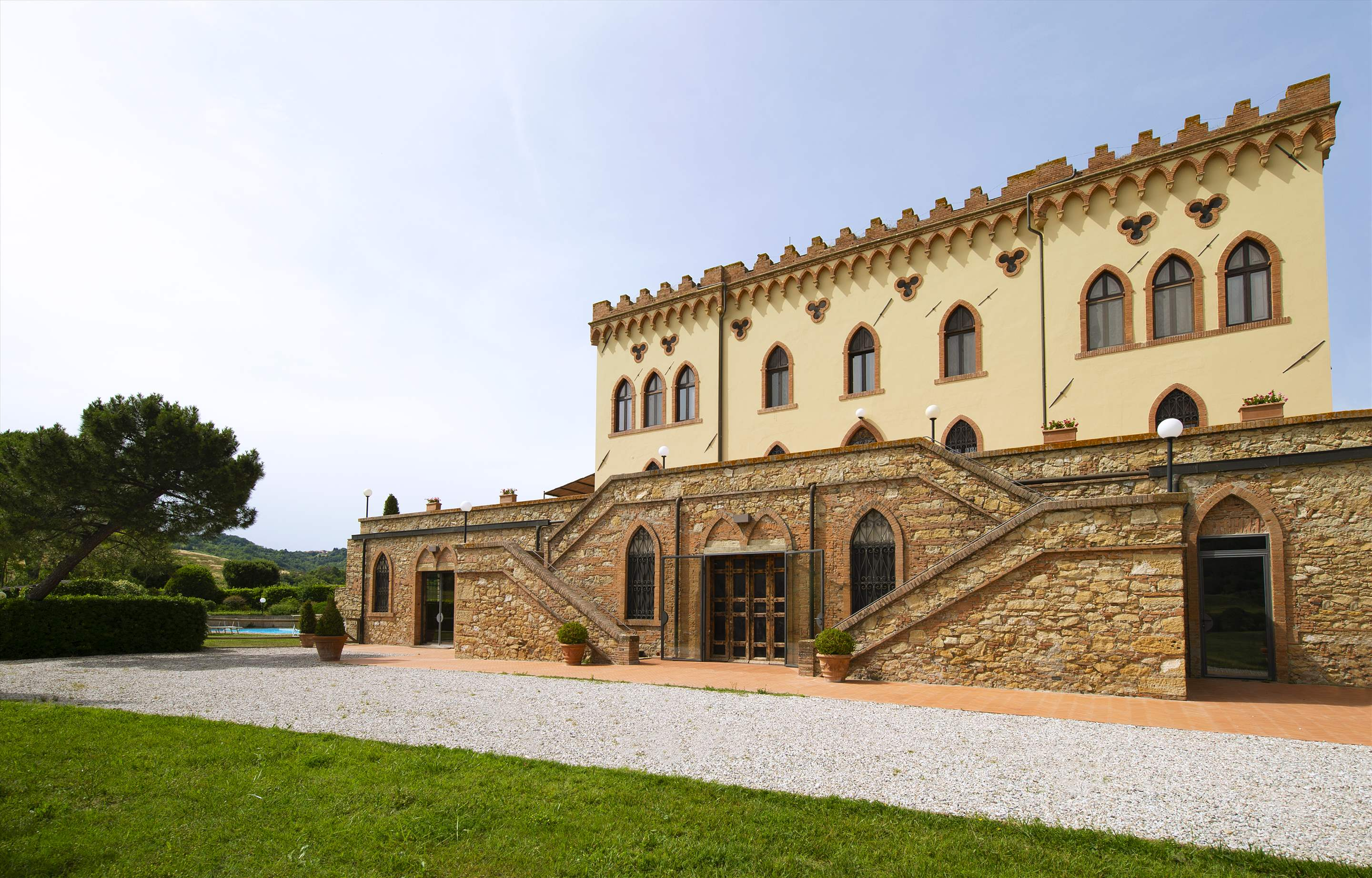 Villa Di Archi & Dependance, 9 bedroom villa in Tuscany Coast, Tuscany Photo #41